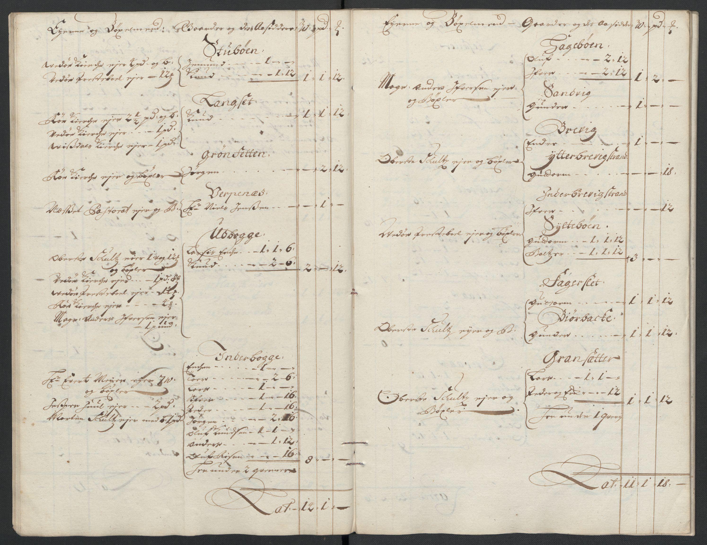 RA, Rentekammeret inntil 1814, Reviderte regnskaper, Fogderegnskap, R55/L3653: Fogderegnskap Romsdal, 1697-1698, s. 255