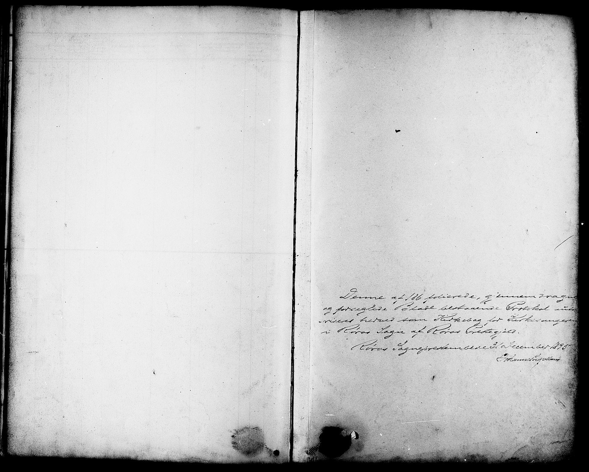 SAT, Ministerialprotokoller, klokkerbøker og fødselsregistre - Sør-Trøndelag, 681/L0941: Klokkerbok nr. 681C05, 1896-1905
