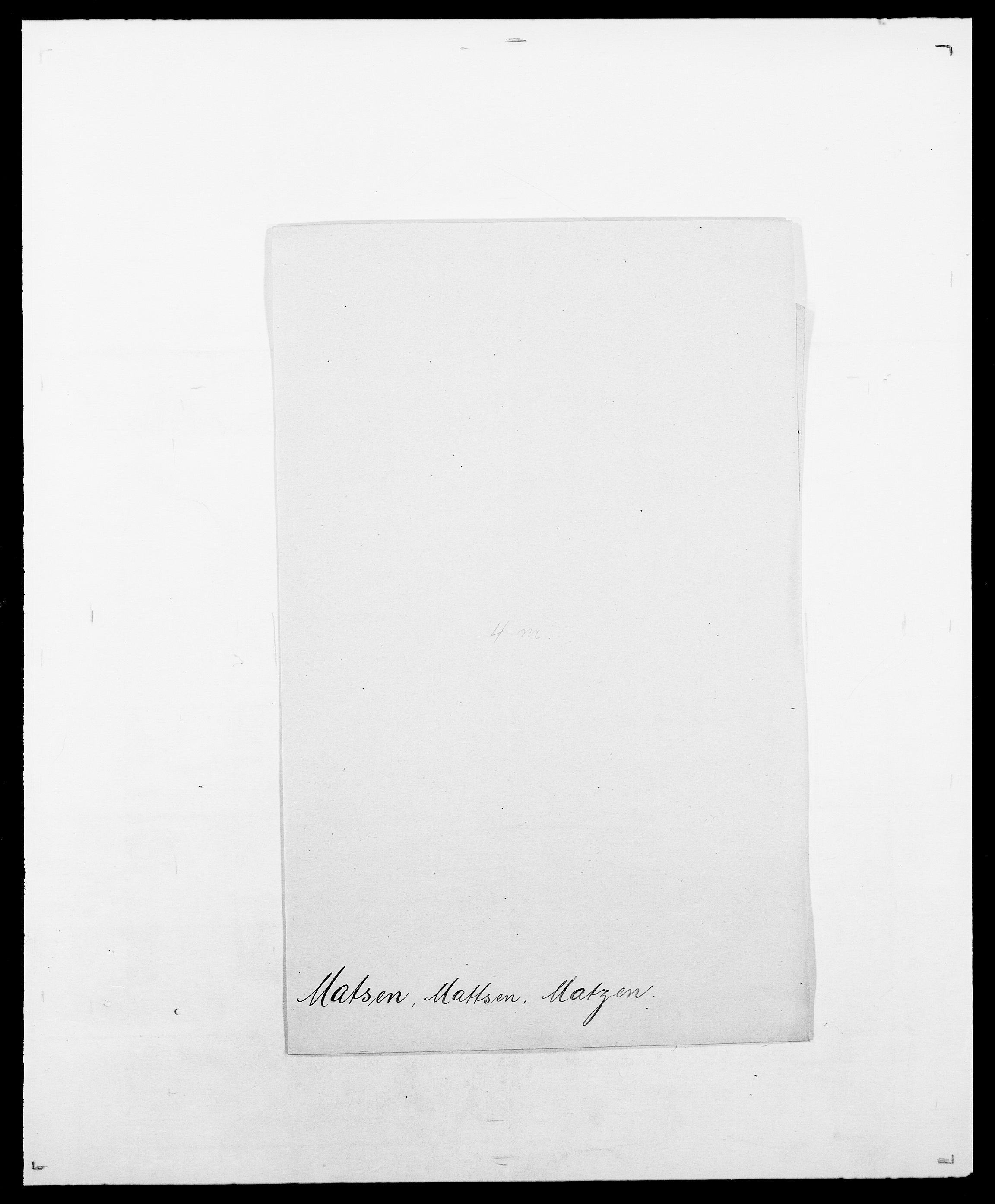 SAO, Delgobe, Charles Antoine - samling, D/Da/L0025: Løberg - Mazar, s. 538