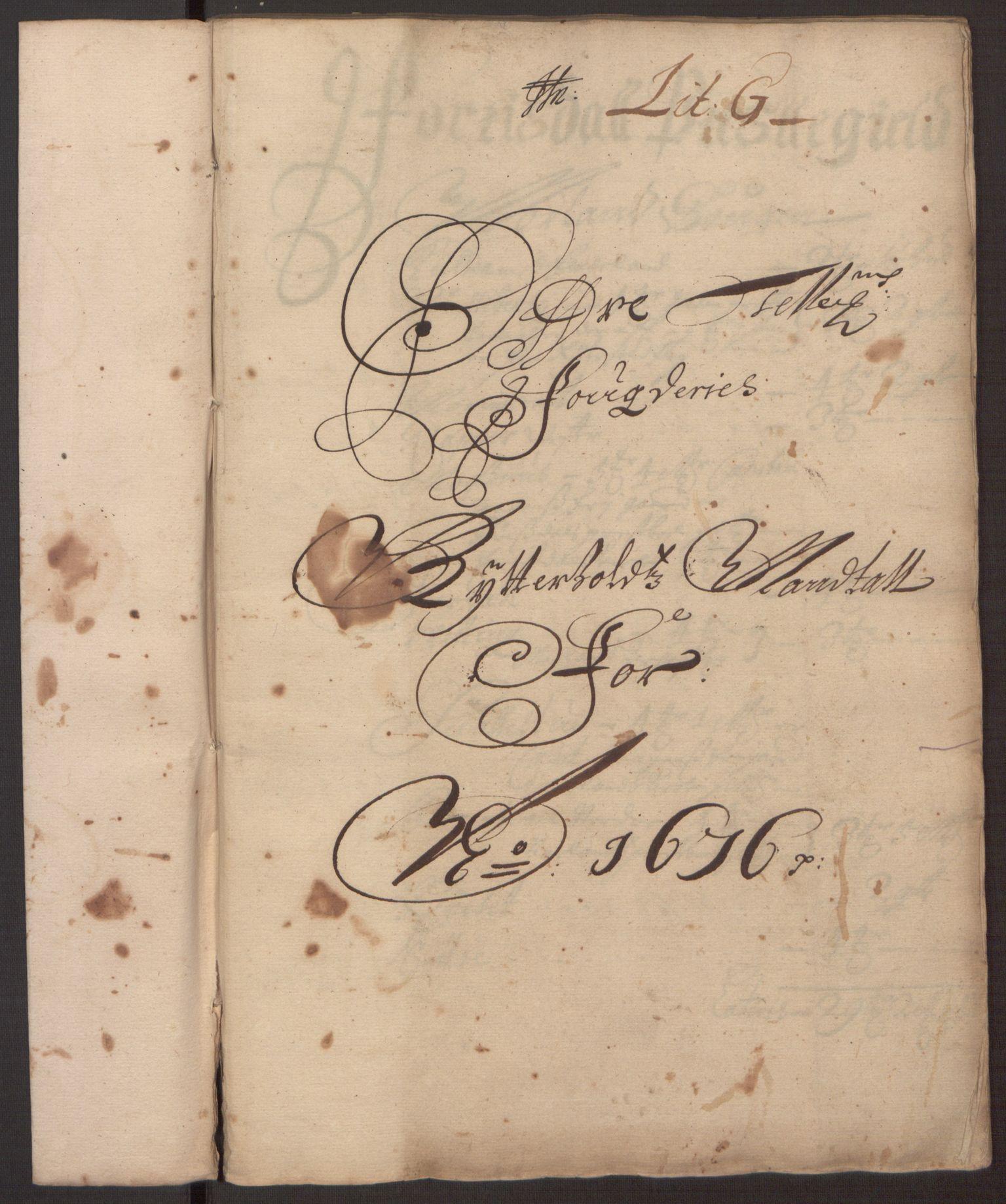 RA, Rentekammeret inntil 1814, Reviderte regnskaper, Fogderegnskap, R35/L2065: Fogderegnskap Øvre og Nedre Telemark, 1676, s. 196