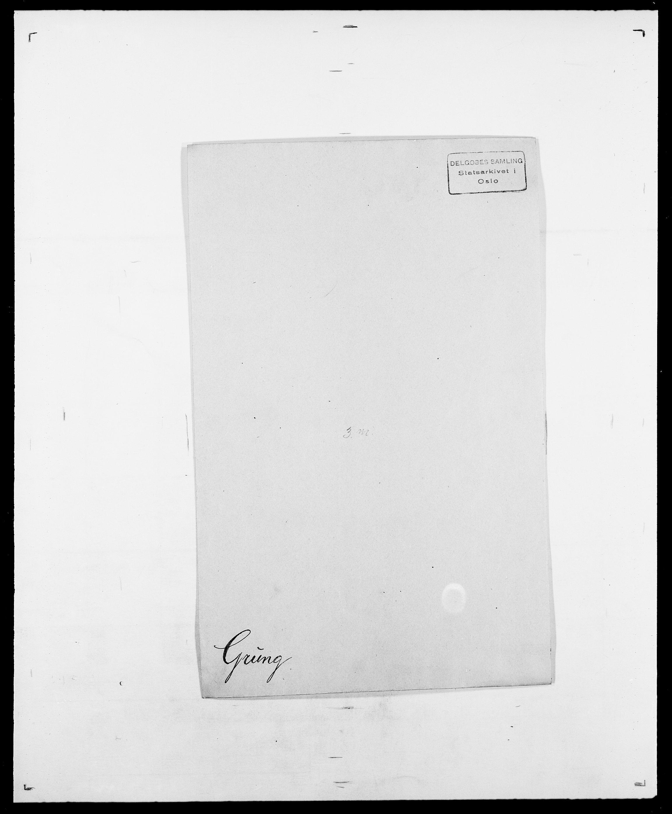 SAO, Delgobe, Charles Antoine - samling, D/Da/L0015: Grodtshilling - Halvorsæth, s. 113