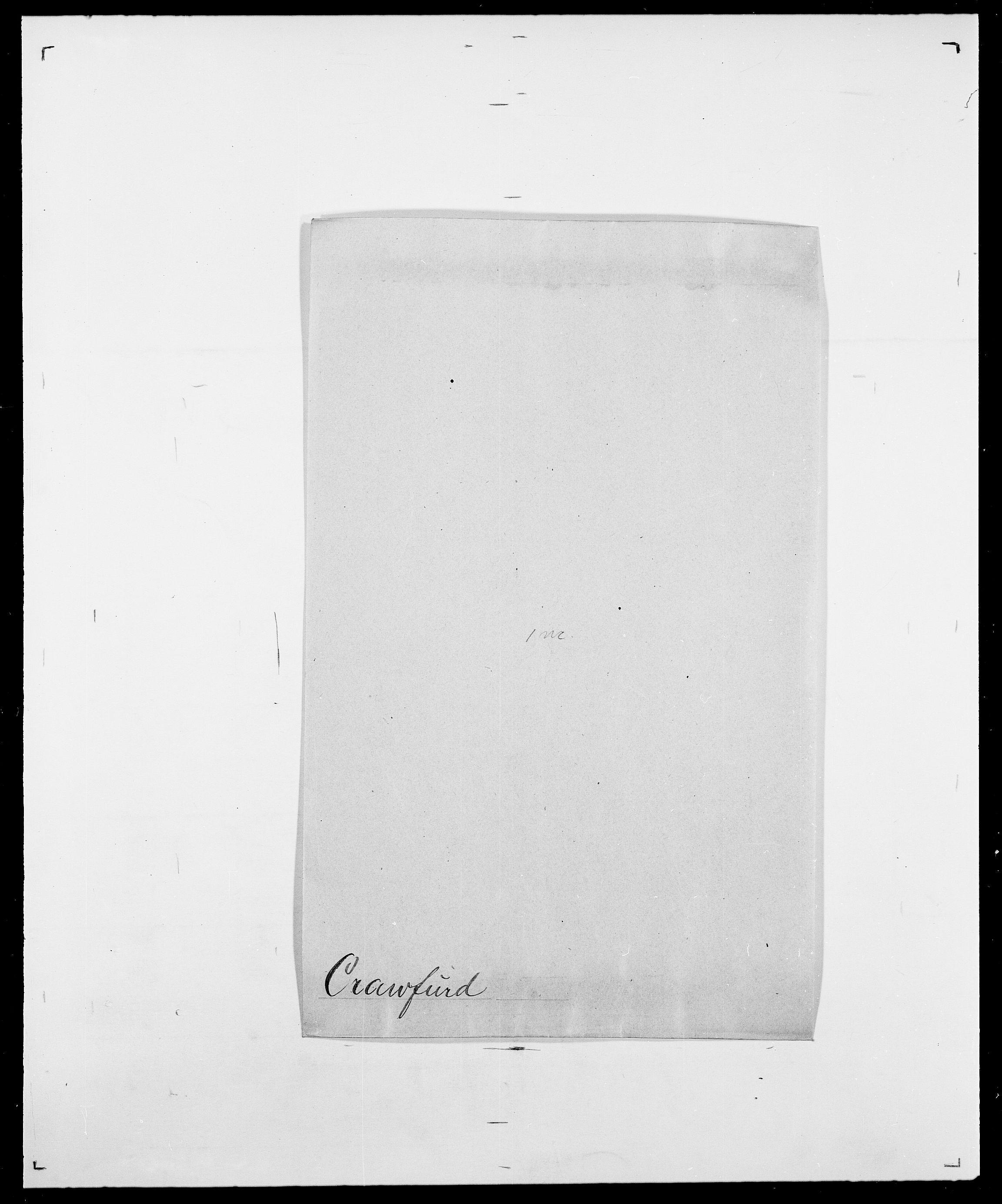 SAO, Delgobe, Charles Antoine - samling, D/Da/L0008: Capjon - Dagenbolt, s. 596