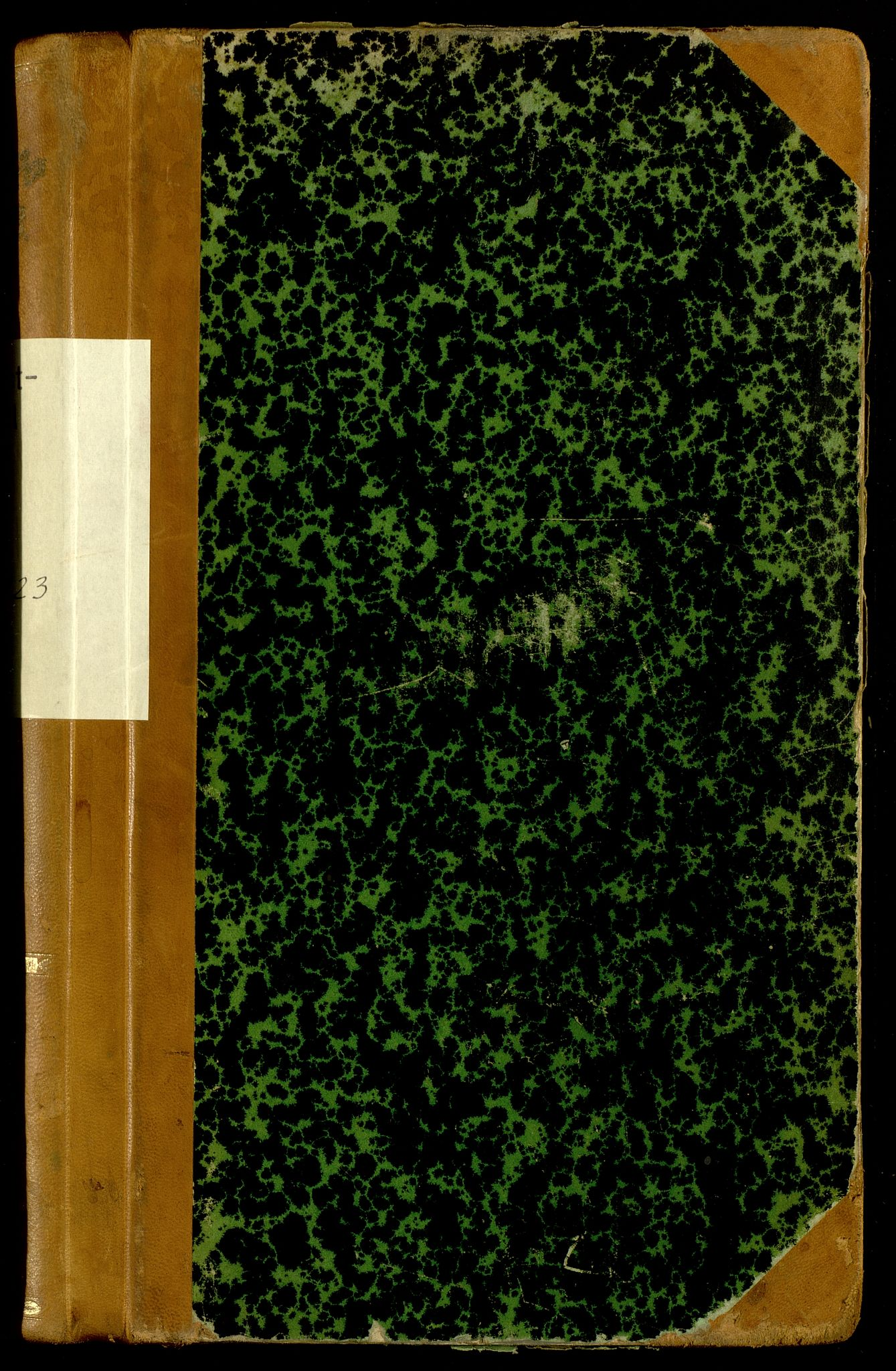 SAH, Norges Brannkasse, Hof, F/L0011: Branntakstprotokoll, 1920-1923