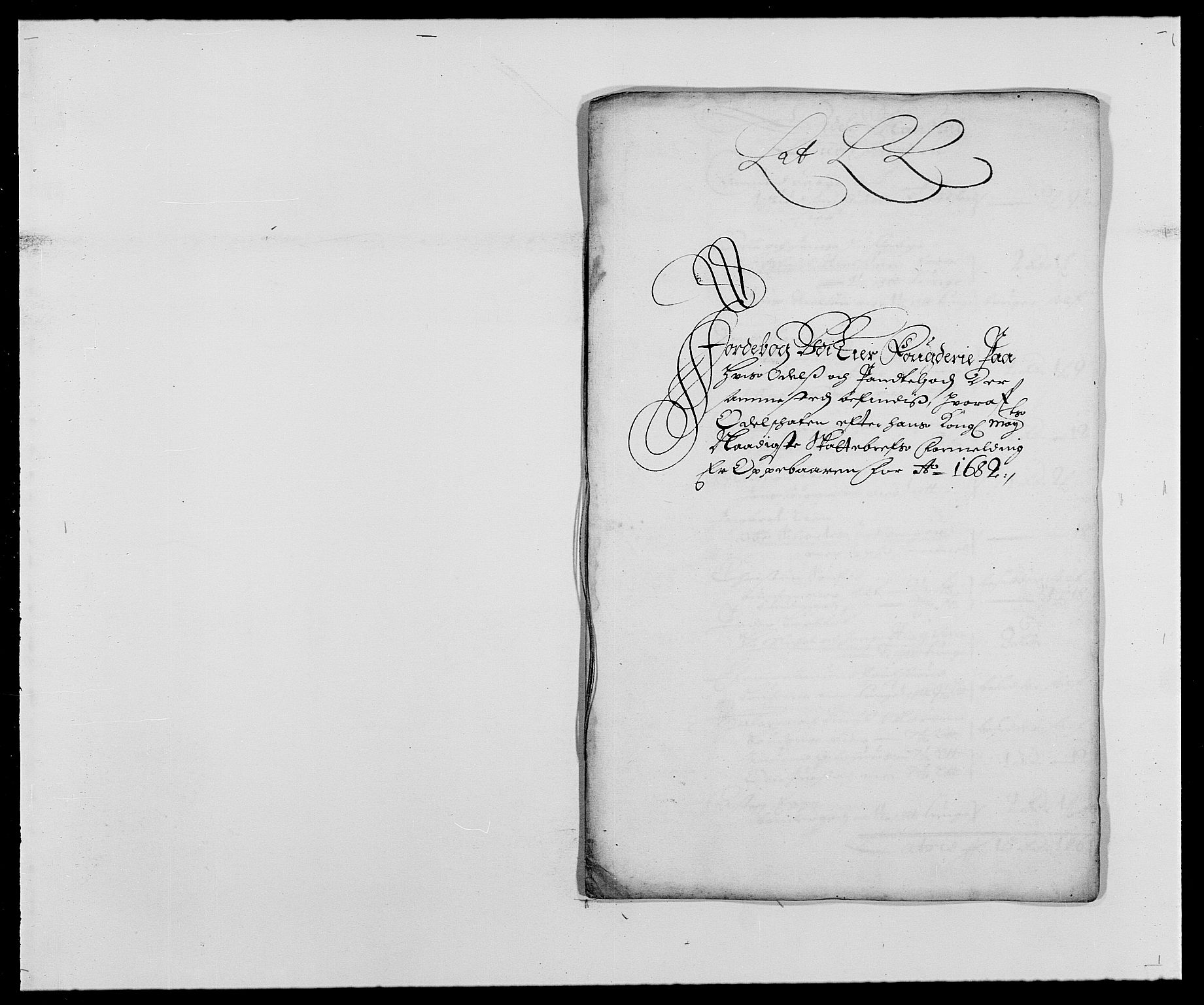 RA, Rentekammeret inntil 1814, Reviderte regnskaper, Fogderegnskap, R27/L1686: Fogderegnskap Lier, 1678-1686, s. 406
