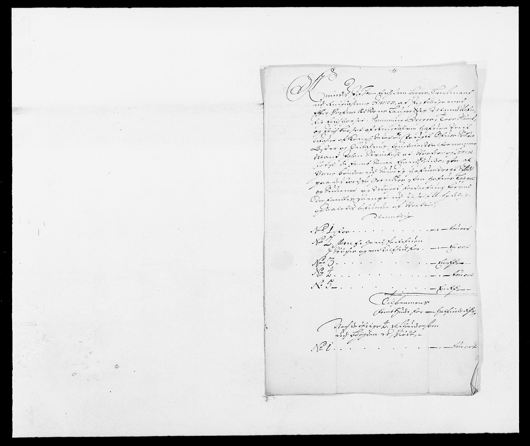 RA, Rentekammeret inntil 1814, Reviderte regnskaper, Fogderegnskap, R13/L0825: Fogderegnskap Solør, Odal og Østerdal, 1688, s. 199