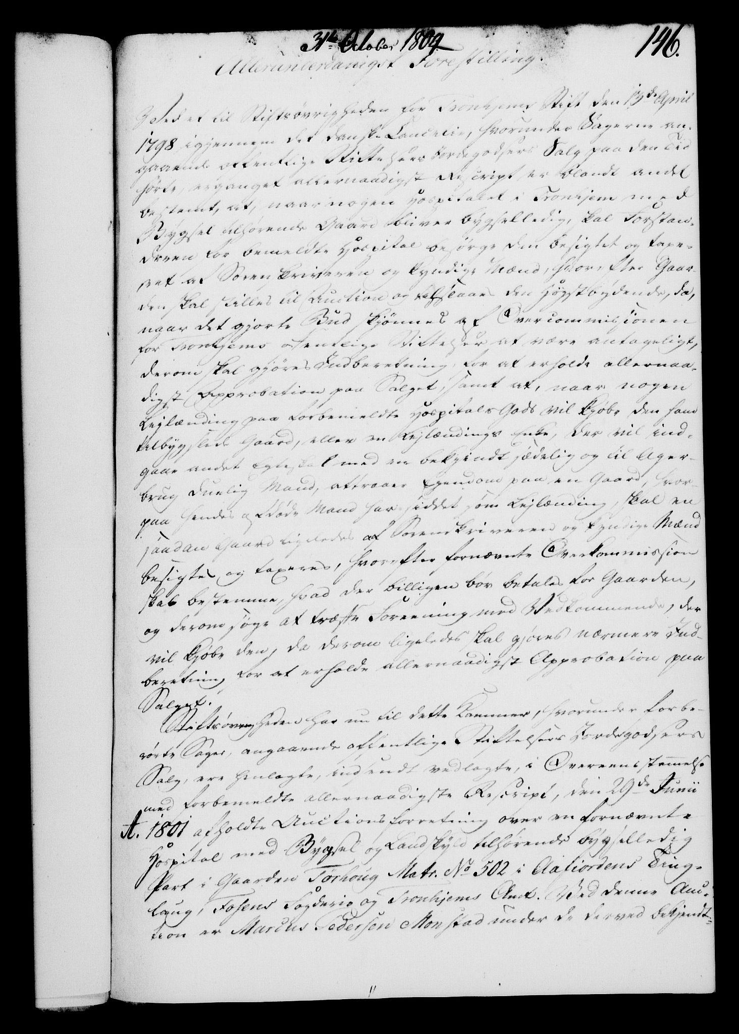 RA, Rentekammeret, Kammerkanselliet, G/Gf/Gfa/L0086: Norsk relasjons- og resolusjonsprotokoll (merket RK 52.86), 1804, s. 845