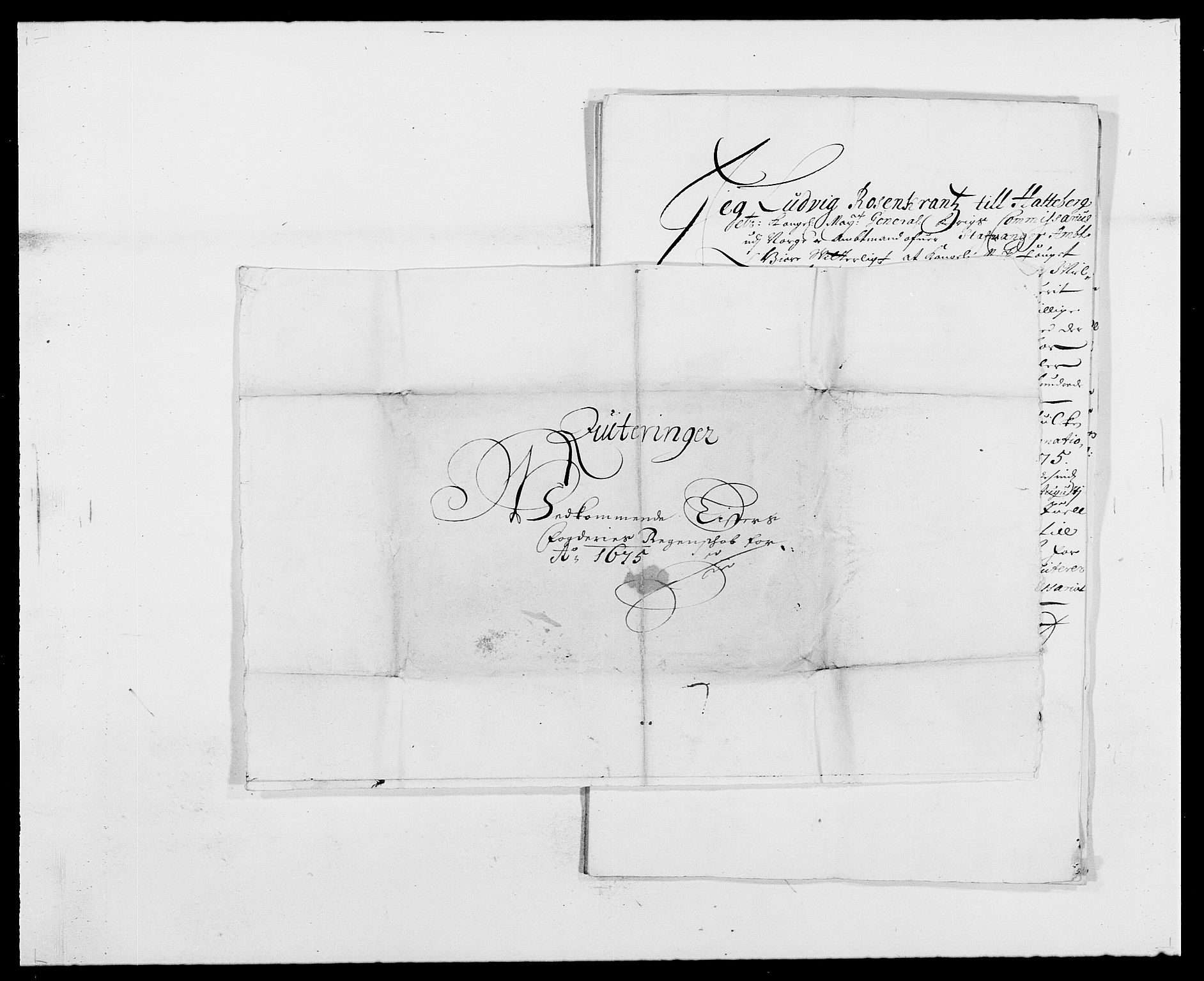 RA, Rentekammeret inntil 1814, Reviderte regnskaper, Fogderegnskap, R41/L2529: Fogderegnskap Lista, 1675-1676, s. 98