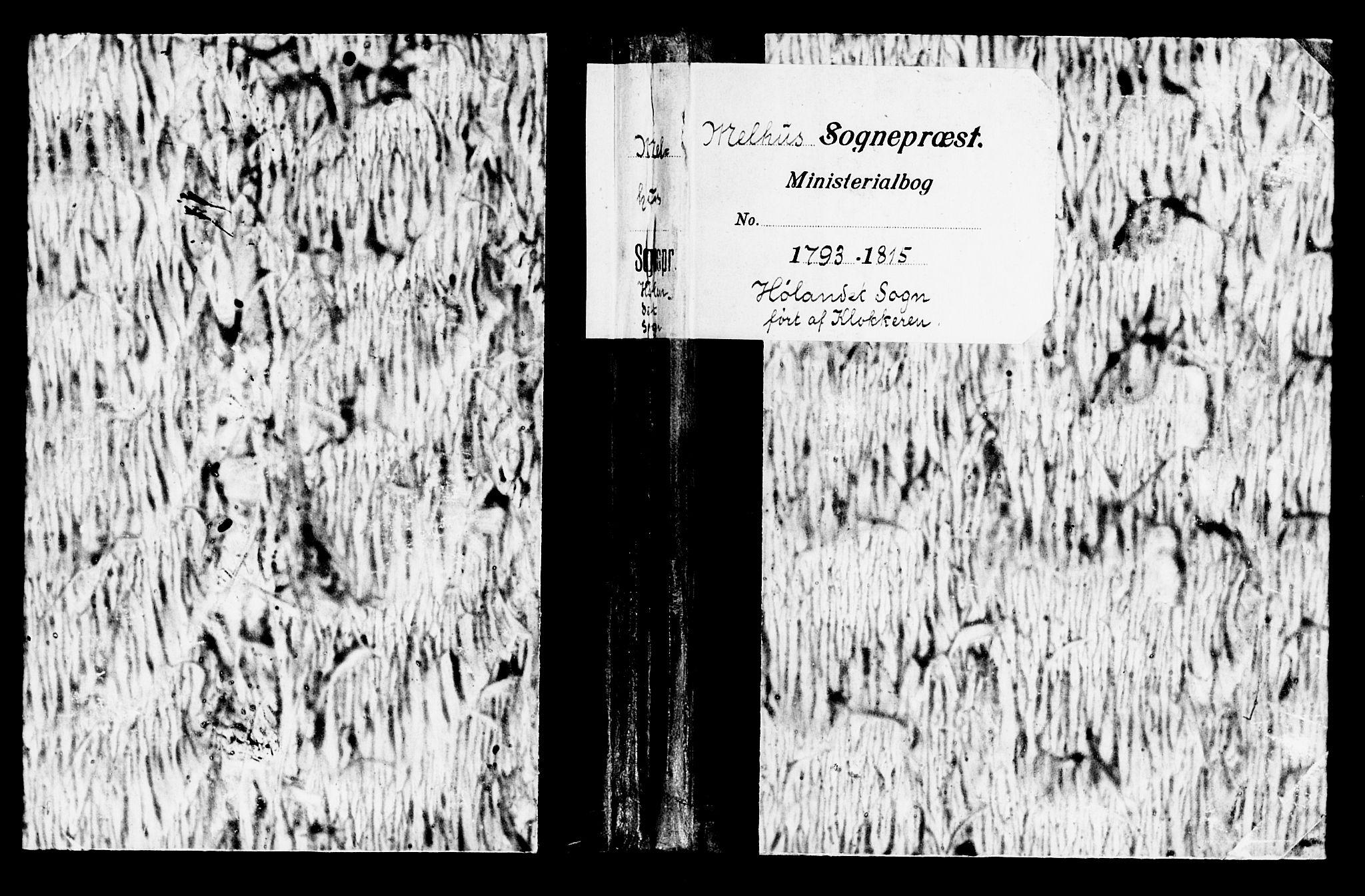 SAT, Ministerialprotokoller, klokkerbøker og fødselsregistre - Sør-Trøndelag, 694/L1129: Klokkerbok nr. 694C01, 1793-1815