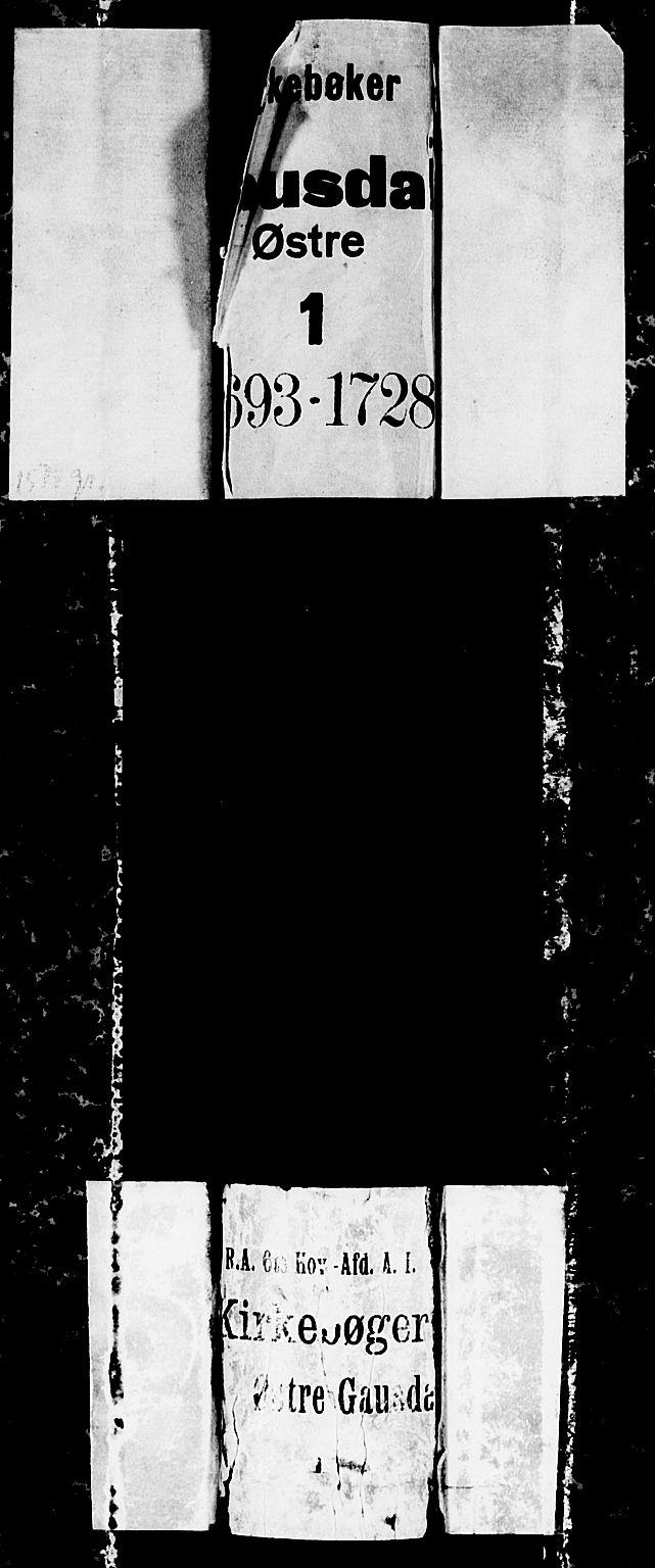 SAH, Gausdal prestekontor, Ministerialbok nr. 1, 1693-1728