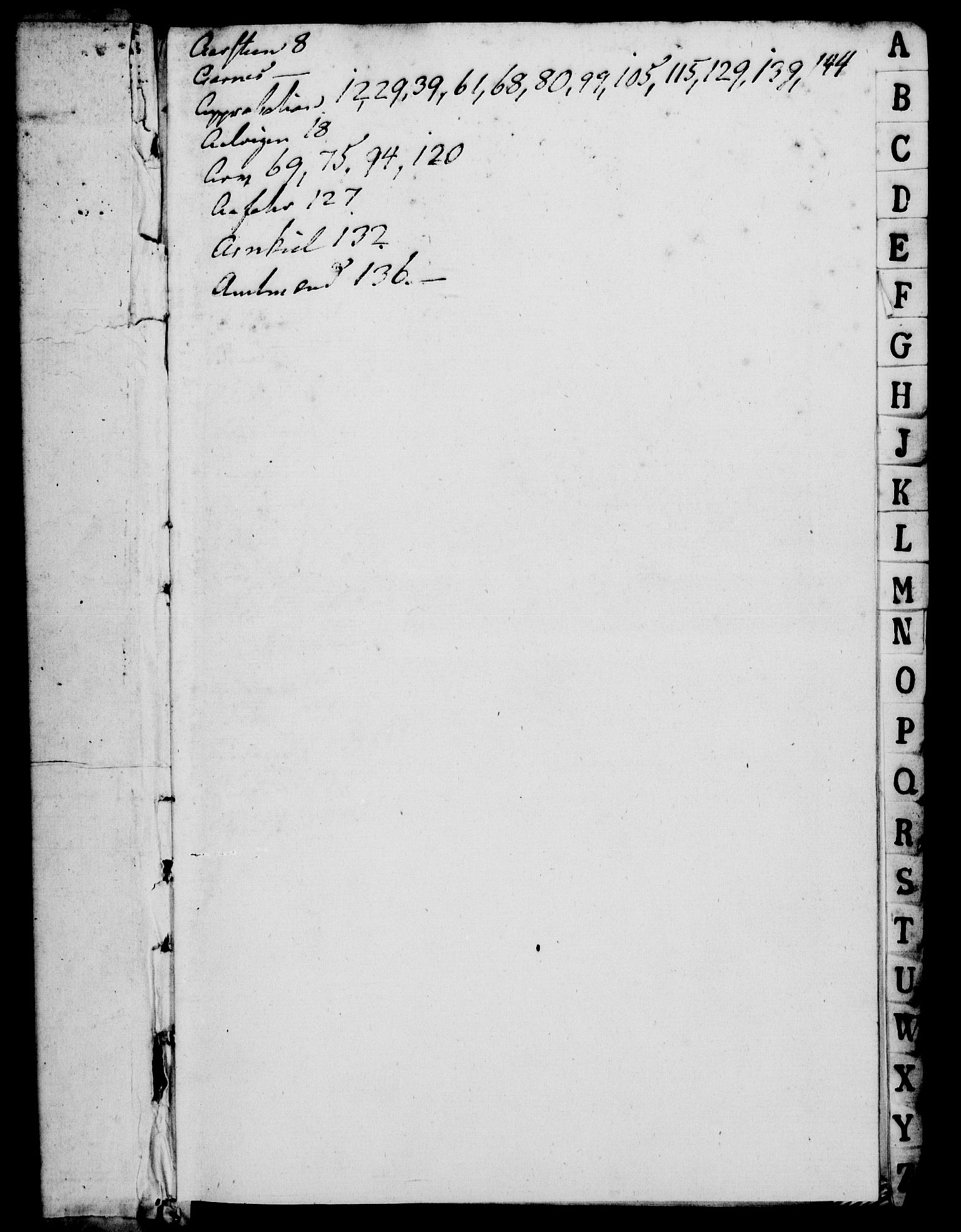 RA, Rentekammeret, Kammerkanselliet, G/Gf/Gfa/L0083: Norsk relasjons- og resolusjonsprotokoll (merket RK 52.83), 1801, s. 3