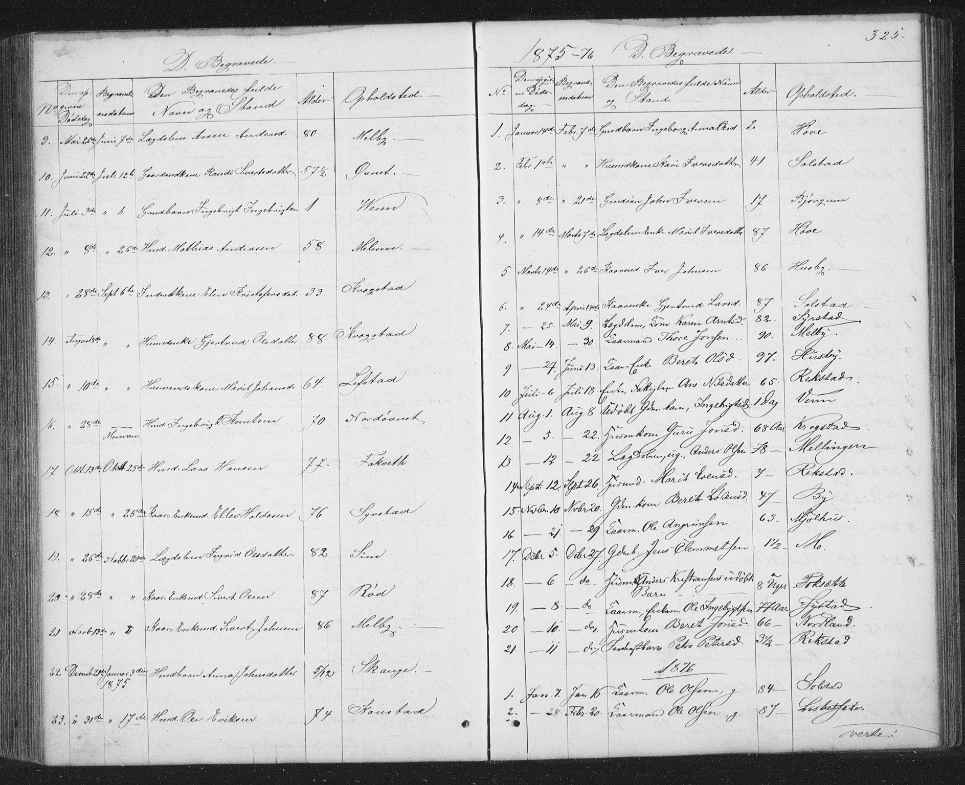 SAT, Ministerialprotokoller, klokkerbøker og fødselsregistre - Sør-Trøndelag, 667/L0798: Klokkerbok nr. 667C03, 1867-1929, s. 325
