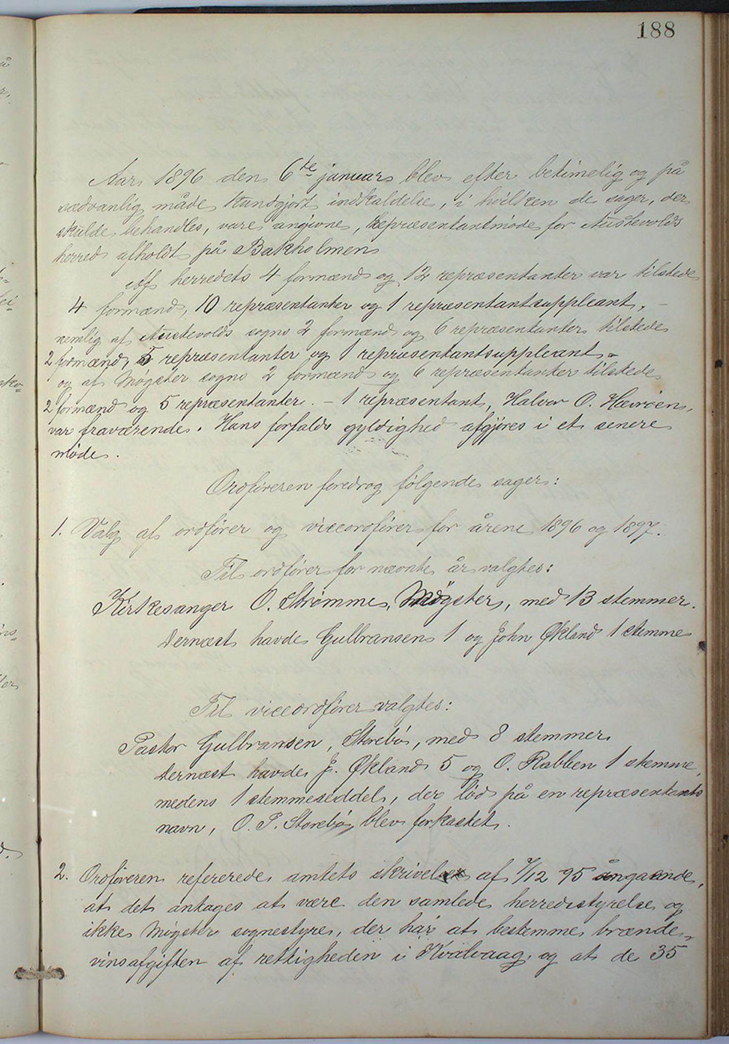 IKAH, Austevoll kommune. Formannskapet, A/Aa/L0001: Østervolds Herredsforhandlings-protokoll, 1886-1900, s. 376