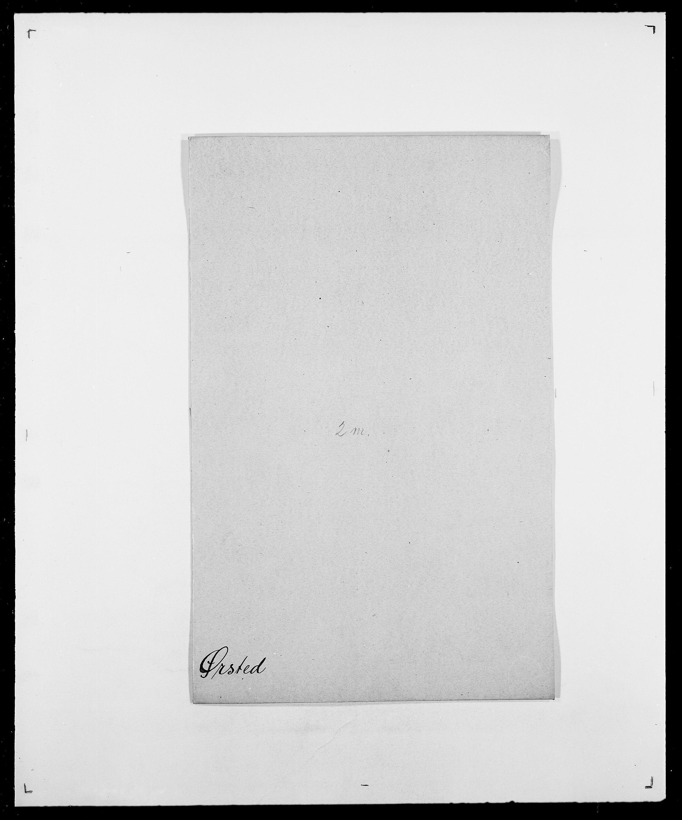 SAO, Delgobe, Charles Antoine - samling, D/Da/L0043: Wulfsberg - v. Zanten, s. 317