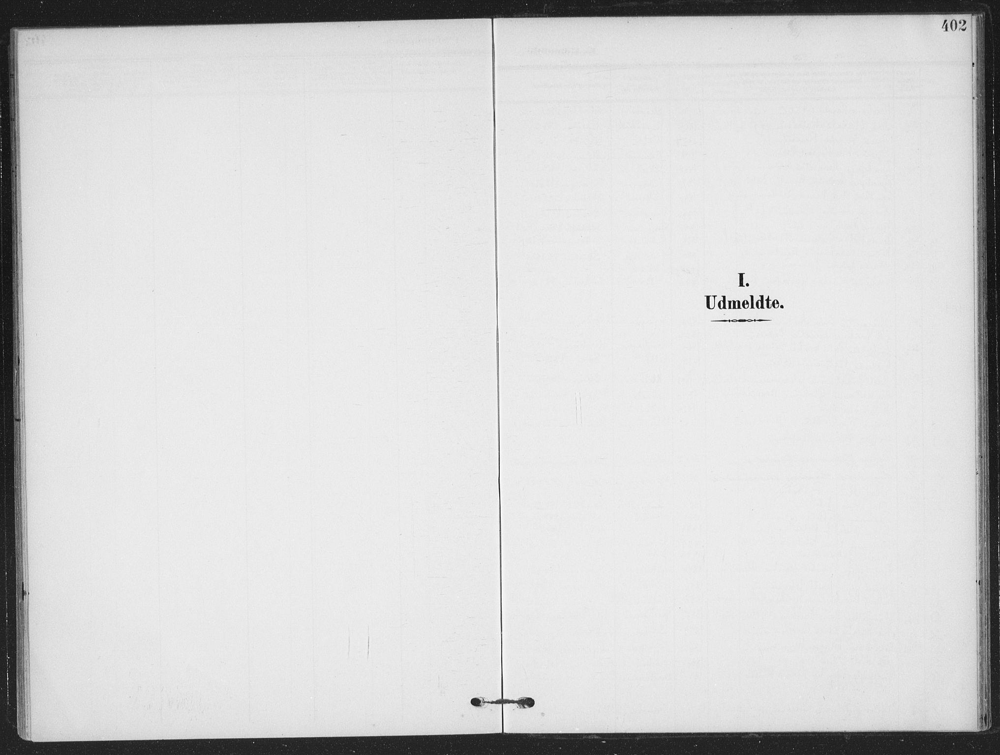 SAKO, Skien kirkebøker, F/Fa/L0012: Ministerialbok nr. 12, 1908-1914, s. 402