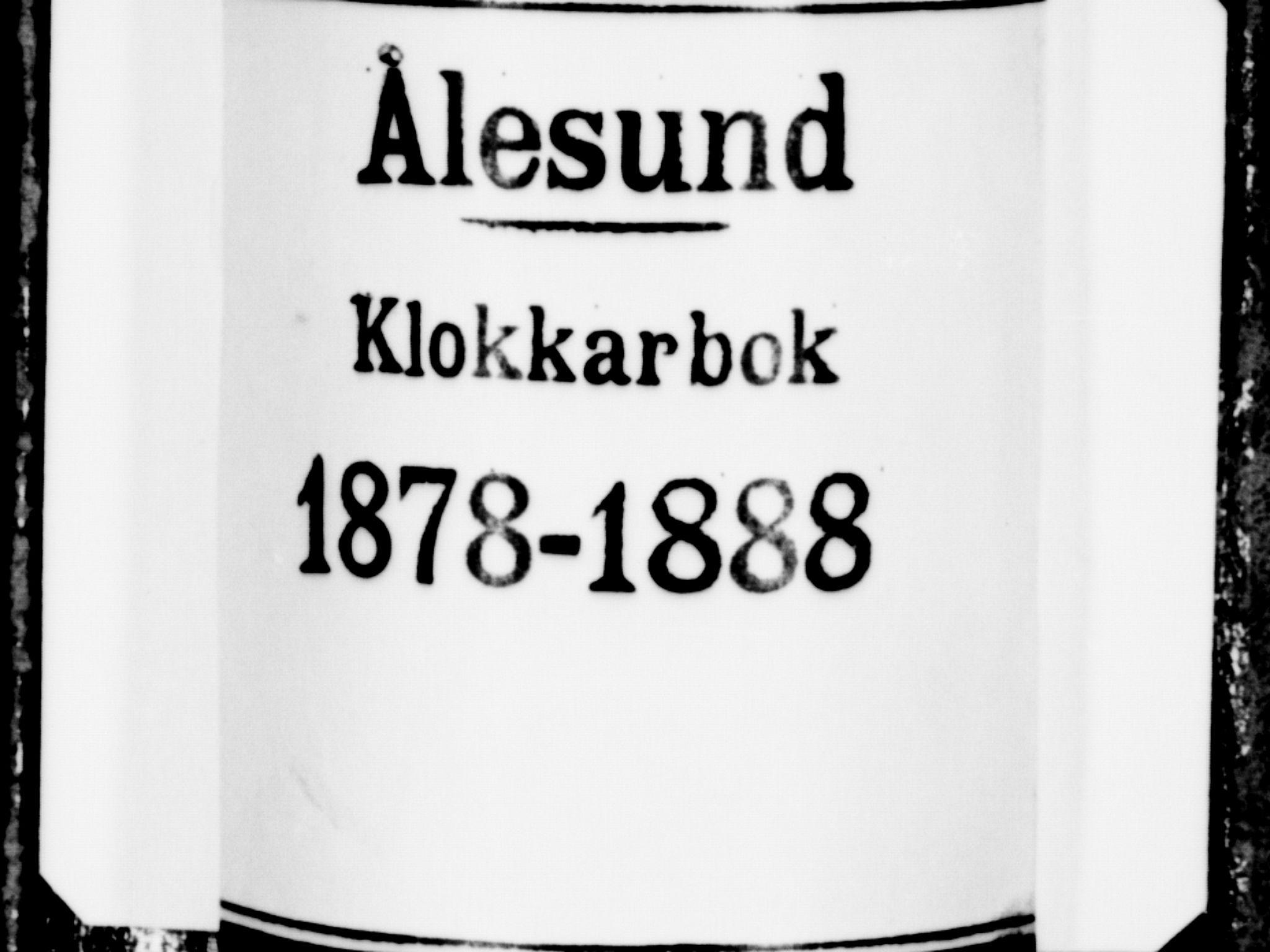 SAT, Ministerialprotokoller, klokkerbøker og fødselsregistre - Møre og Romsdal, 529/L0466: Klokkerbok nr. 529C03, 1878-1888