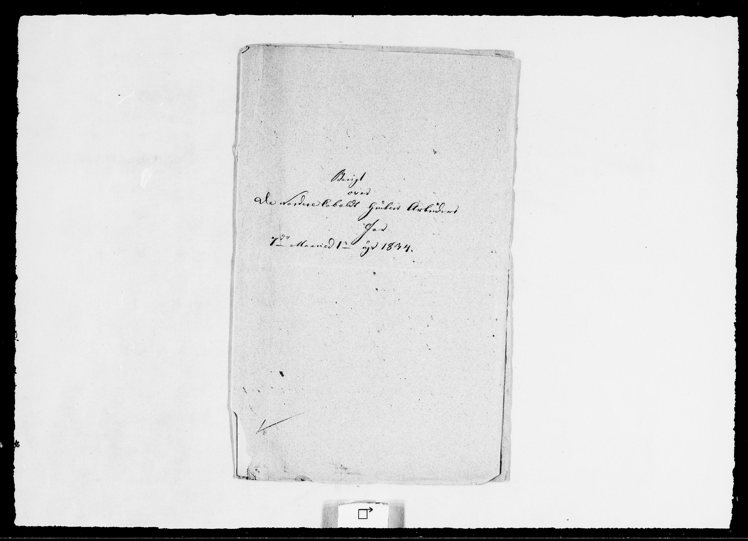 RA, Modums Blaafarveværk, G/Ge/L0346, 1834, s. 2