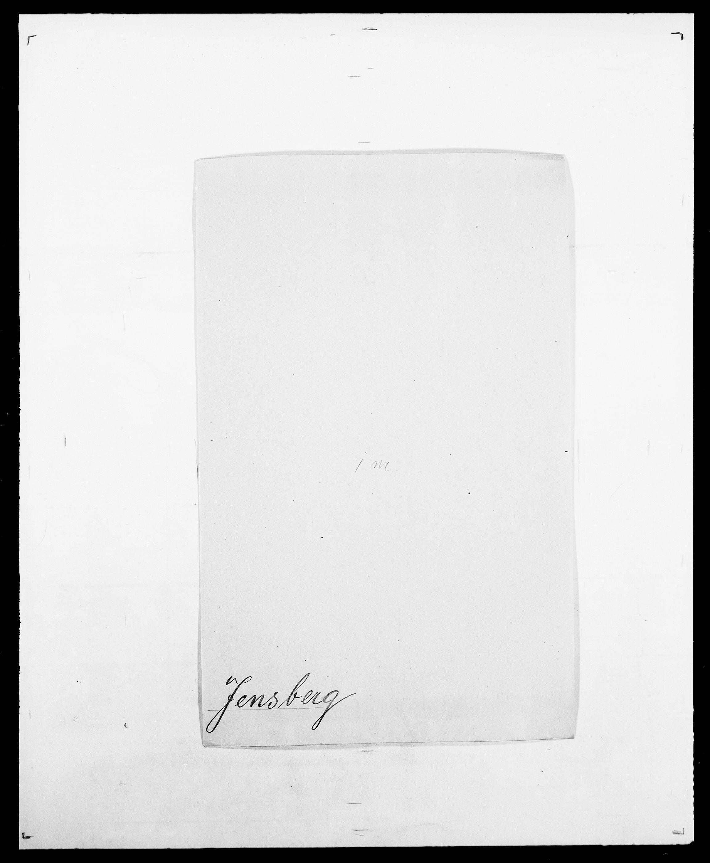 SAO, Delgobe, Charles Antoine - samling, D/Da/L0019: van der Hude - Joys, s. 633