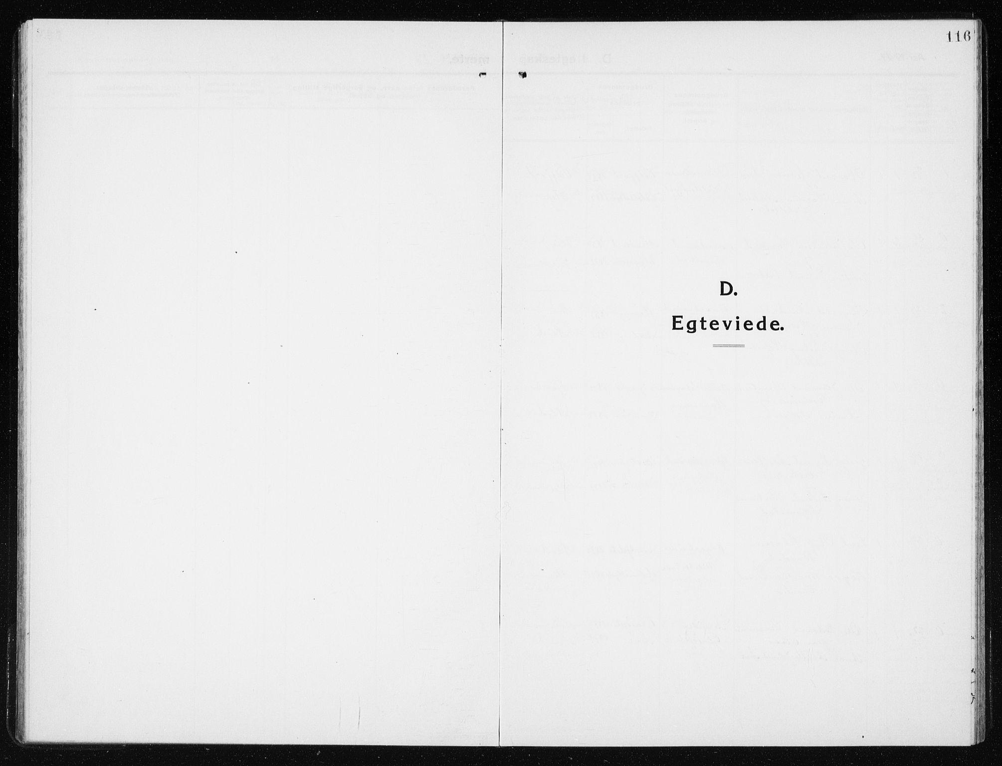 SAT, Ministerialprotokoller, klokkerbøker og fødselsregistre - Nord-Trøndelag, 741/L0402: Klokkerbok nr. 741C03, 1911-1926, s. 116