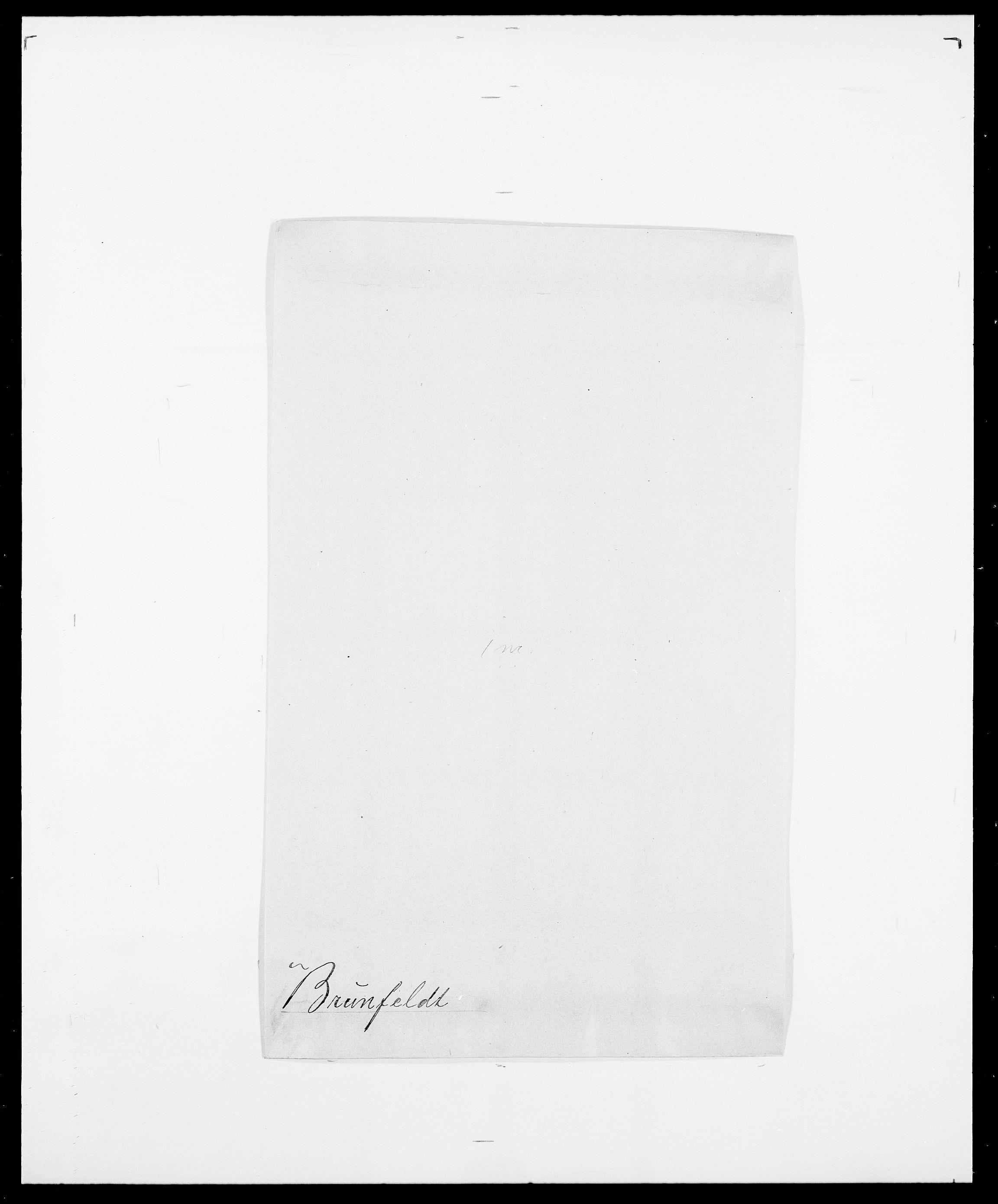 SAO, Delgobe, Charles Antoine - samling, D/Da/L0006: Brambani - Brønø, s. 825