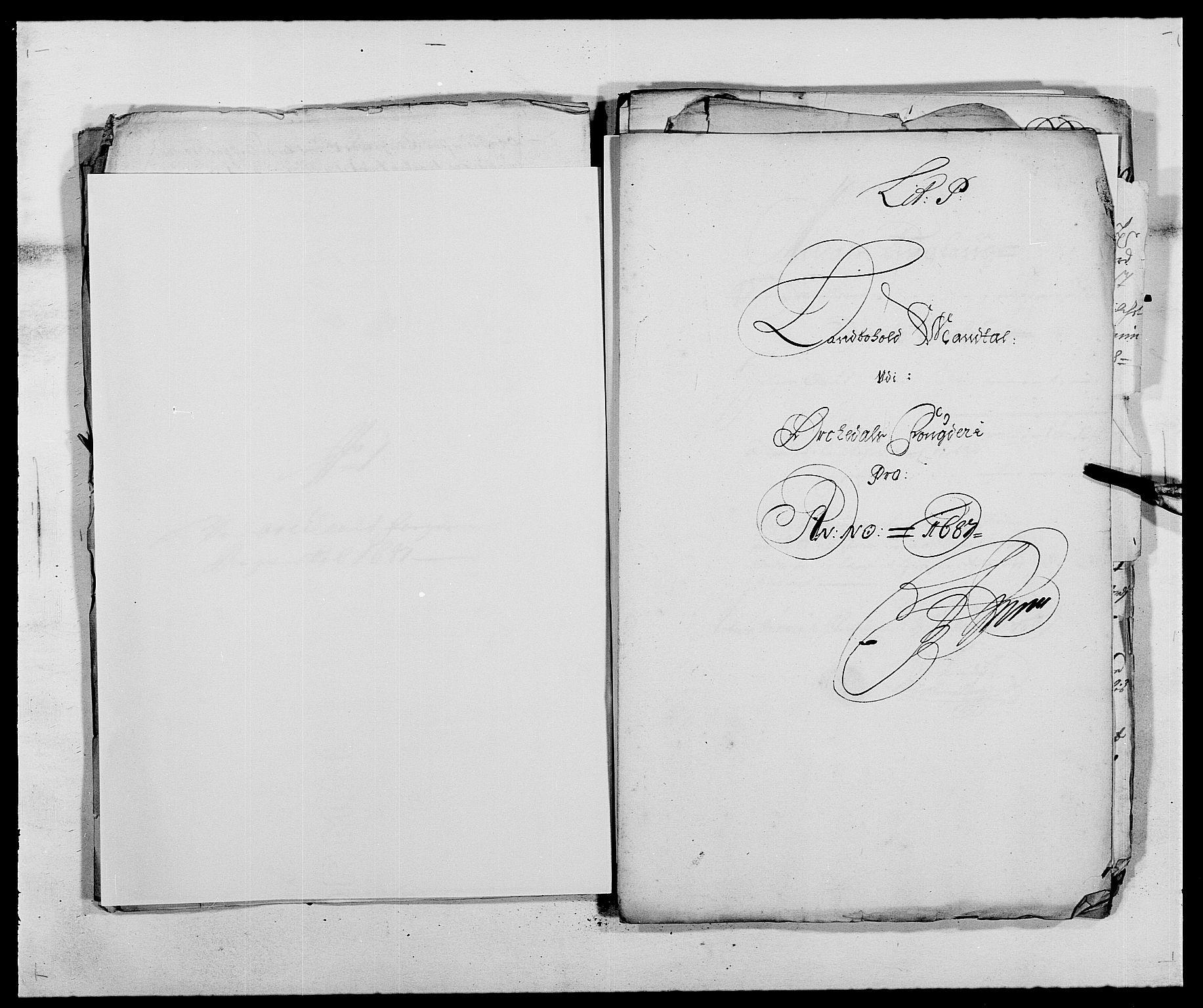 RA, Rentekammeret inntil 1814, Reviderte regnskaper, Fogderegnskap, R58/L3935: Fogderegnskap Orkdal, 1687-1688, s. 156