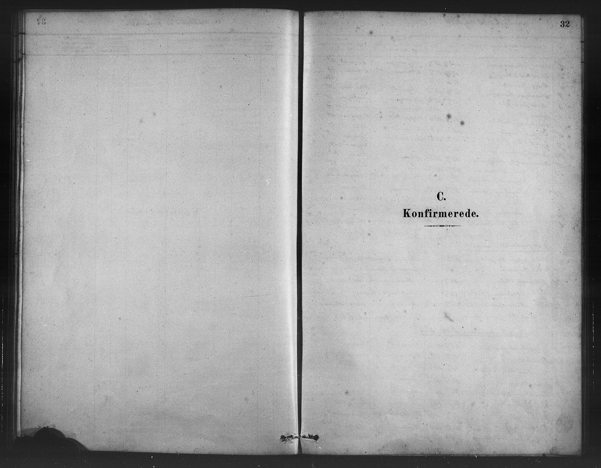 SAB, Alversund Sokneprestembete, H/Ha/Haa/Haad/L0001: Ministerialbok nr. D 1, 1880-1898, s. 32