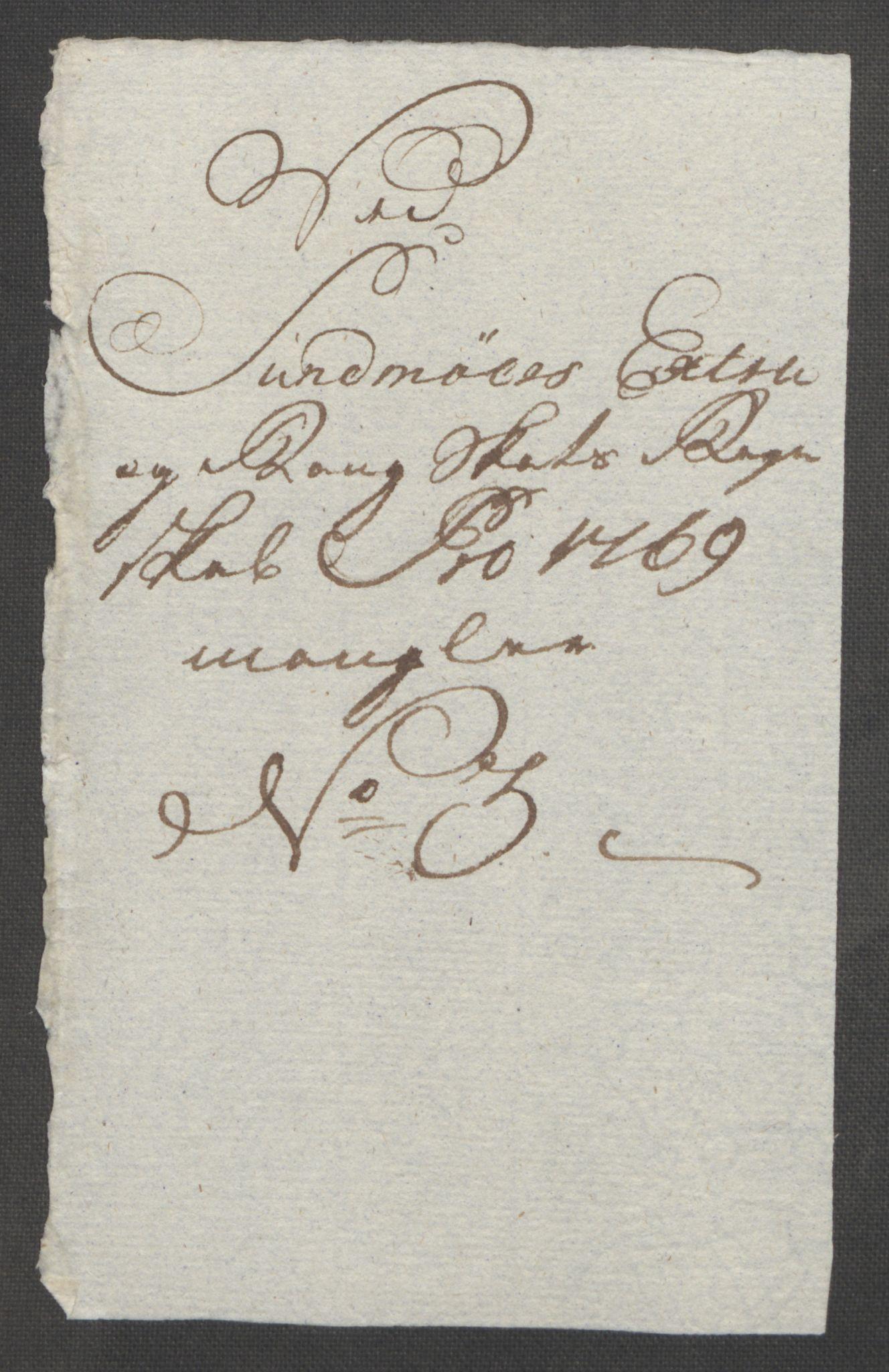 RA, Rentekammeret inntil 1814, Reviderte regnskaper, Fogderegnskap, R54/L3645: Ekstraskatten Sunnmøre, 1762-1772, s. 158