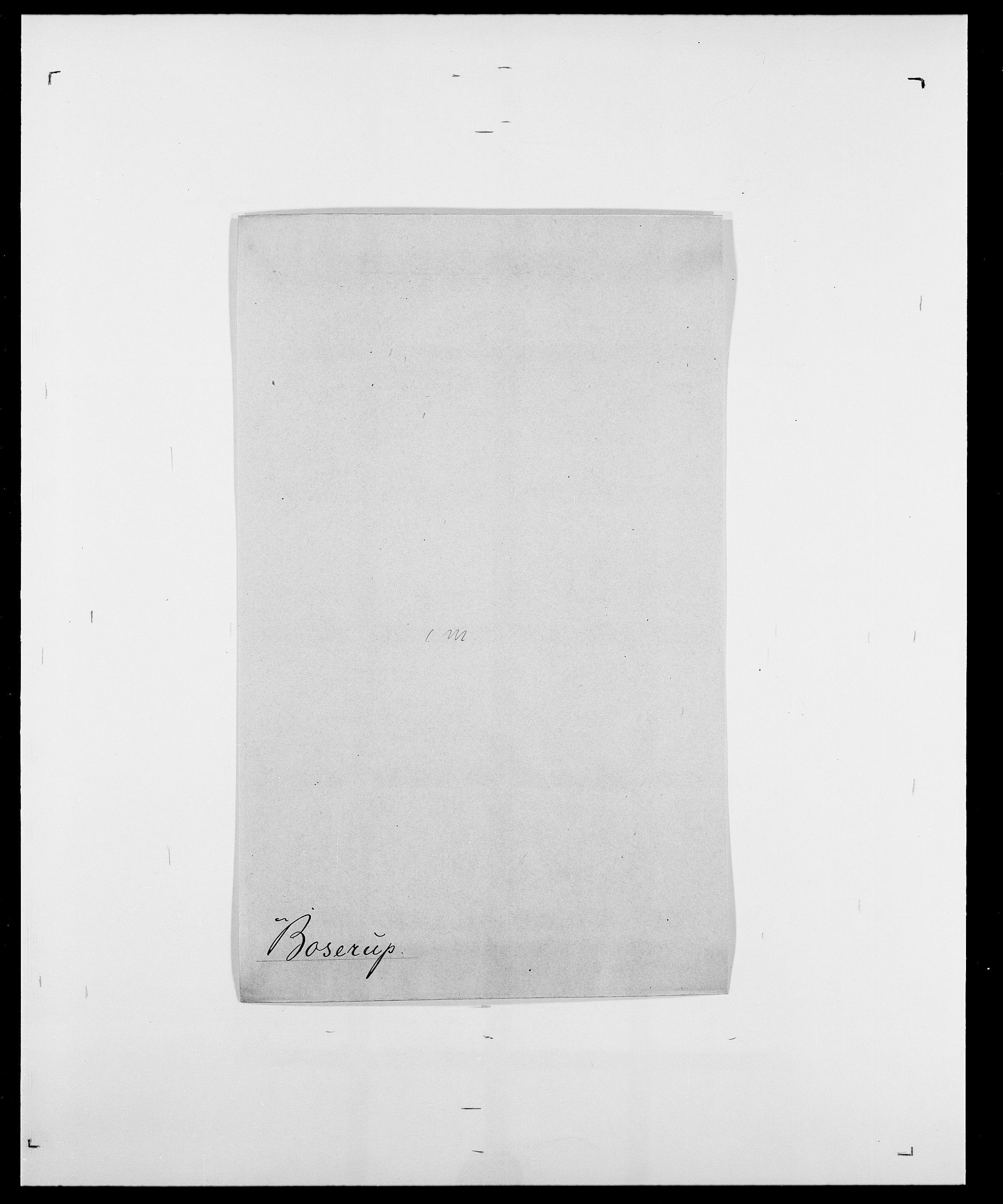 SAO, Delgobe, Charles Antoine - samling, D/Da/L0005: Boalth - Brahm, s. 333