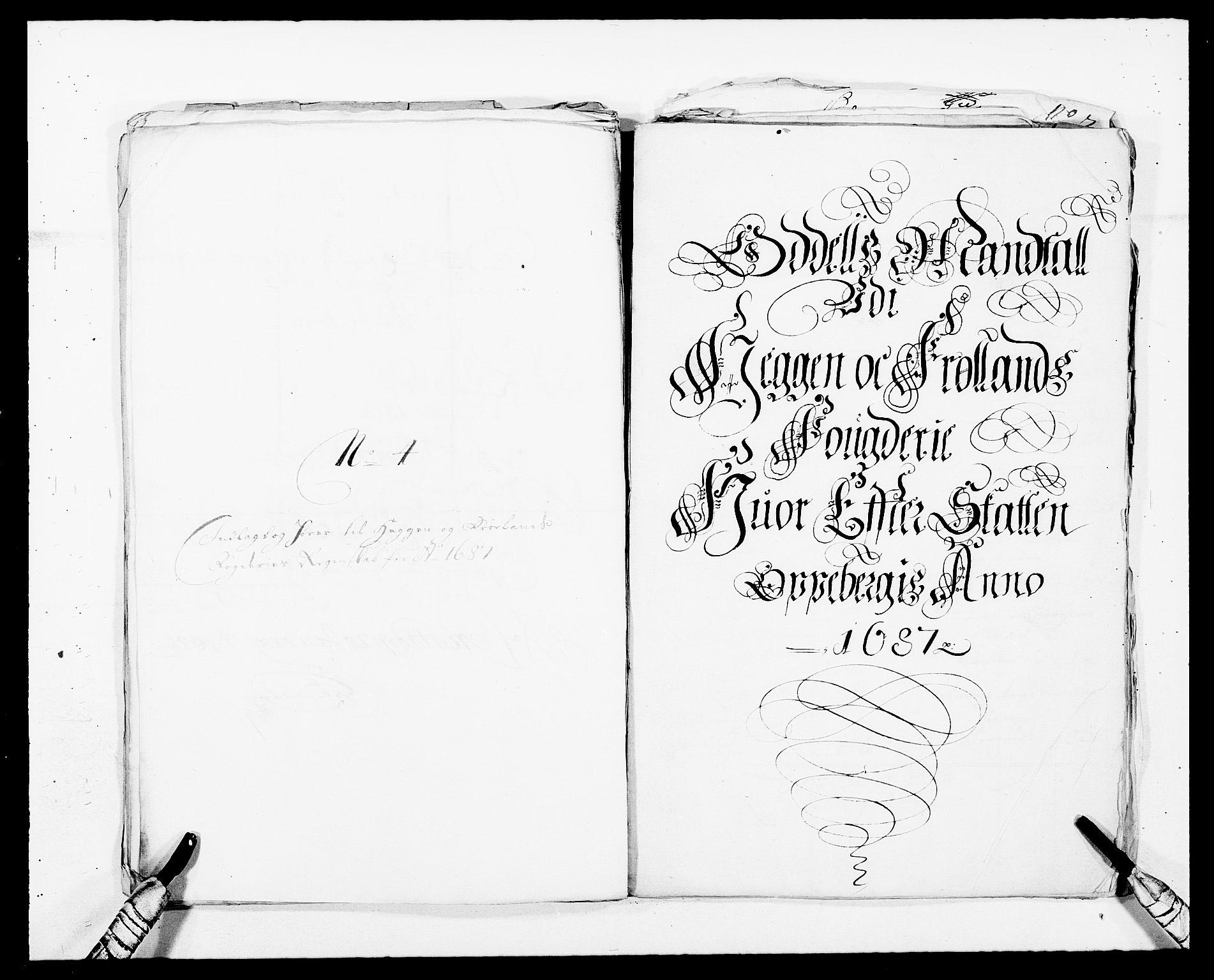 RA, Rentekammeret inntil 1814, Reviderte regnskaper, Fogderegnskap, R06/L0282: Fogderegnskap Heggen og Frøland, 1687-1690, s. 36