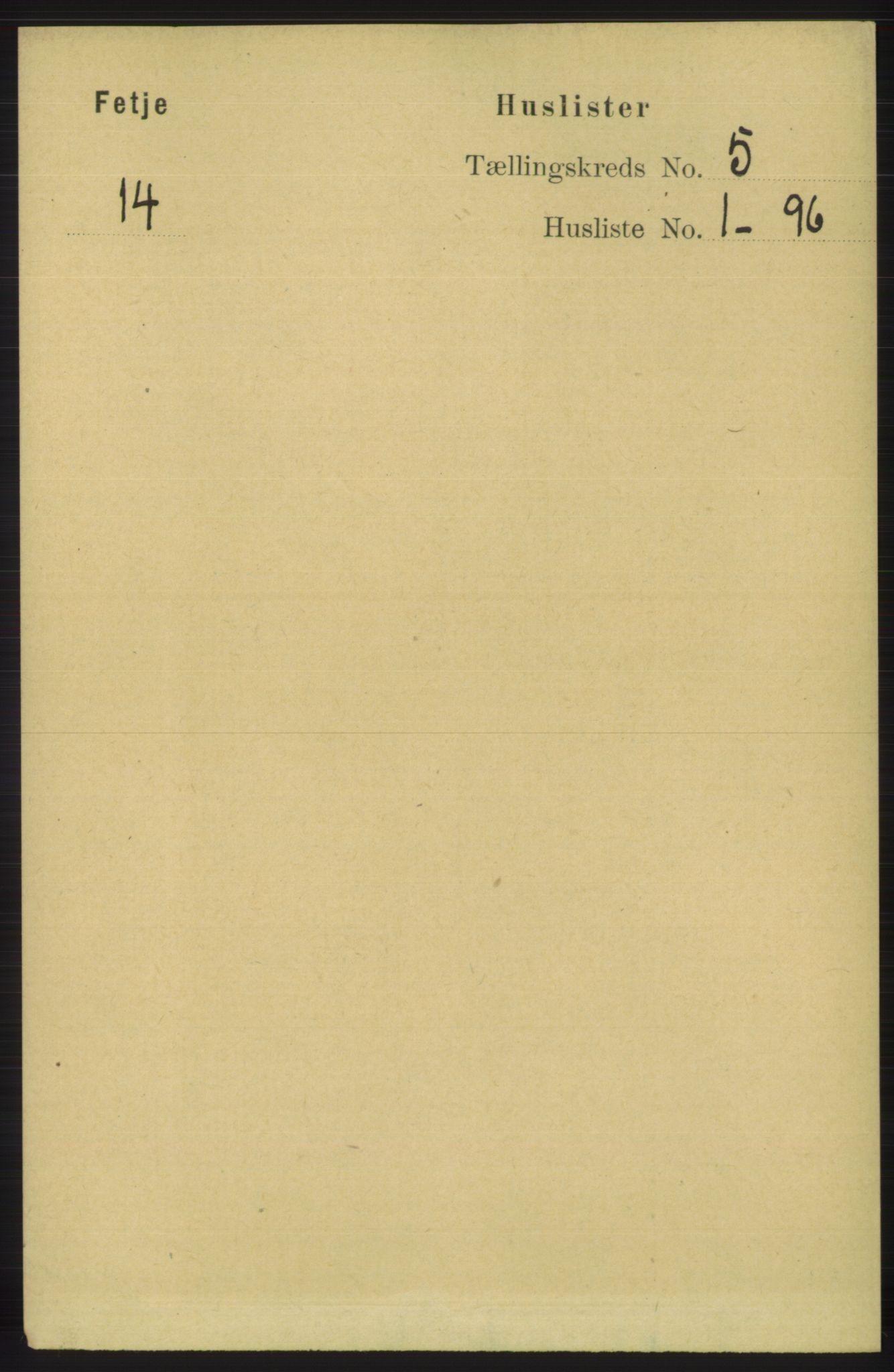 RA, Folketelling 1891 for 1222 Fitjar herred, 1891, s. 1676