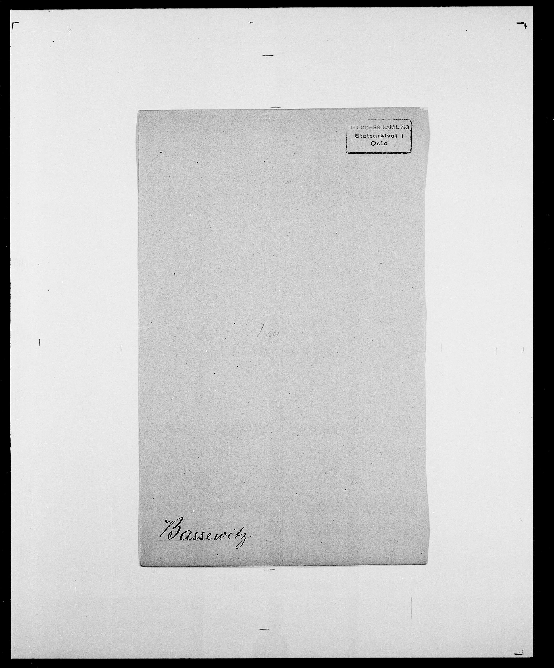 SAO, Delgobe, Charles Antoine - samling, D/Da/L0003: Barca - Bergen, s. 422