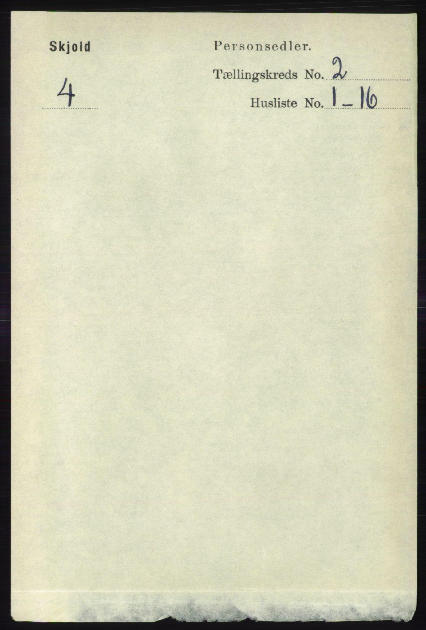 RA, Folketelling 1891 for 1154 Skjold herred, 1891, s. 282