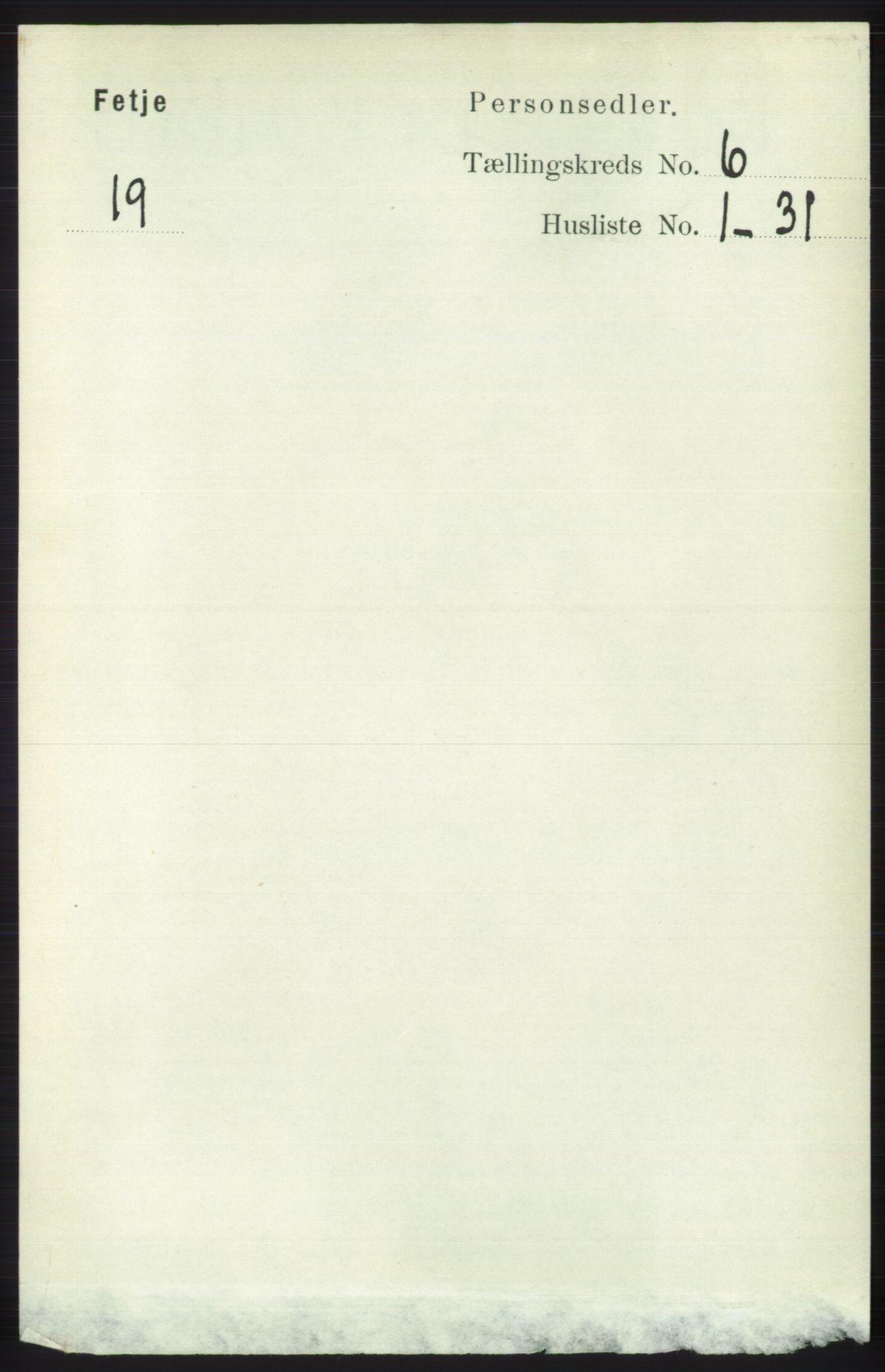 RA, Folketelling 1891 for 1222 Fitjar herred, 1891, s. 2380