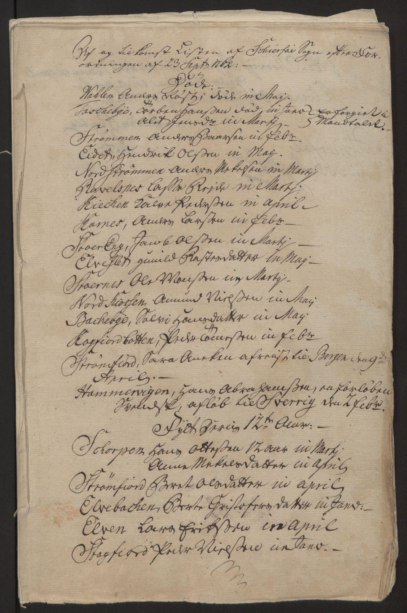 RA, Rentekammeret inntil 1814, Reviderte regnskaper, Fogderegnskap, R68/L4845: Ekstraskatten Senja og Troms, 1762-1765, s. 214