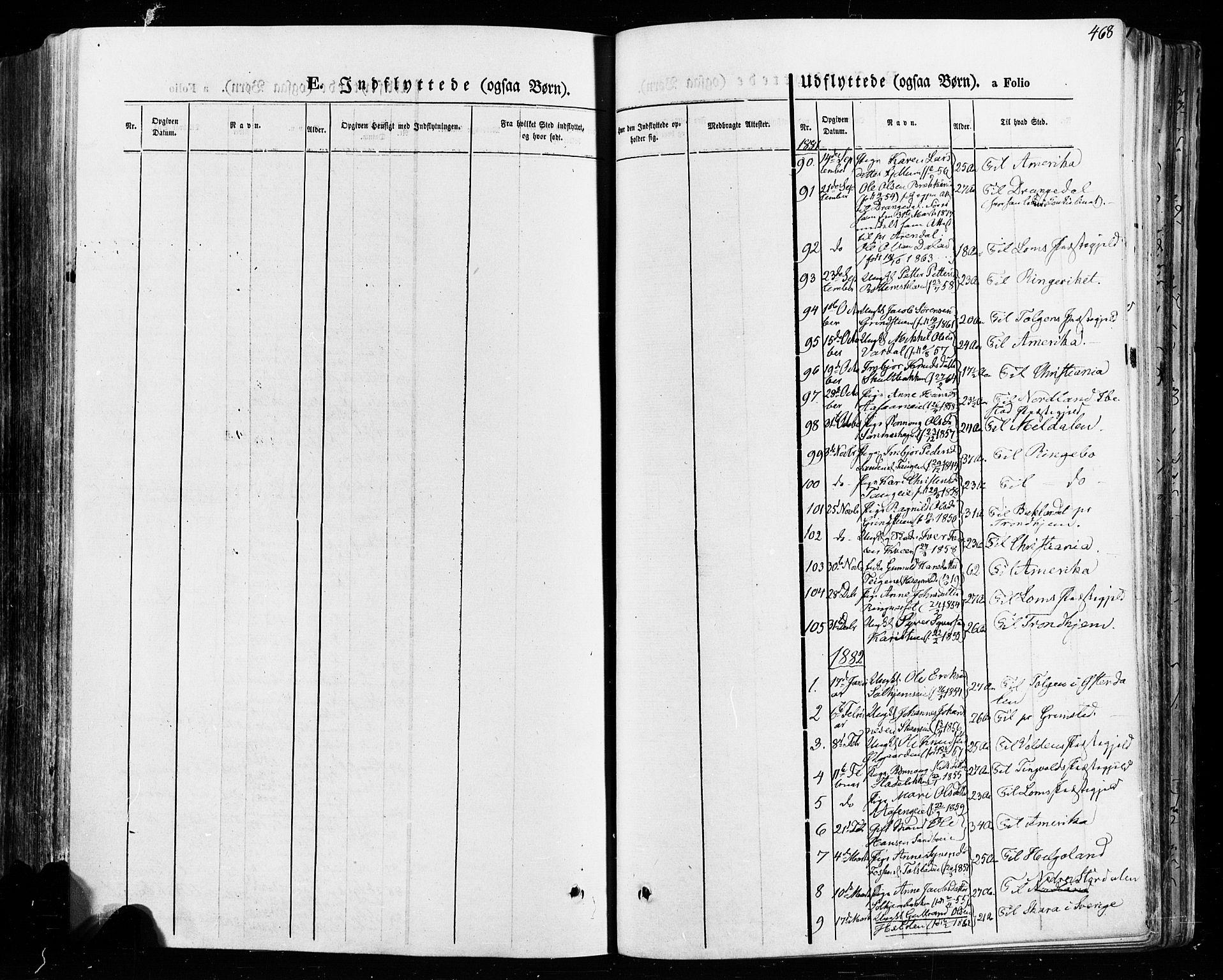 SAH, Vågå prestekontor, Ministerialbok nr. 7 /1, 1872-1886, s. 468