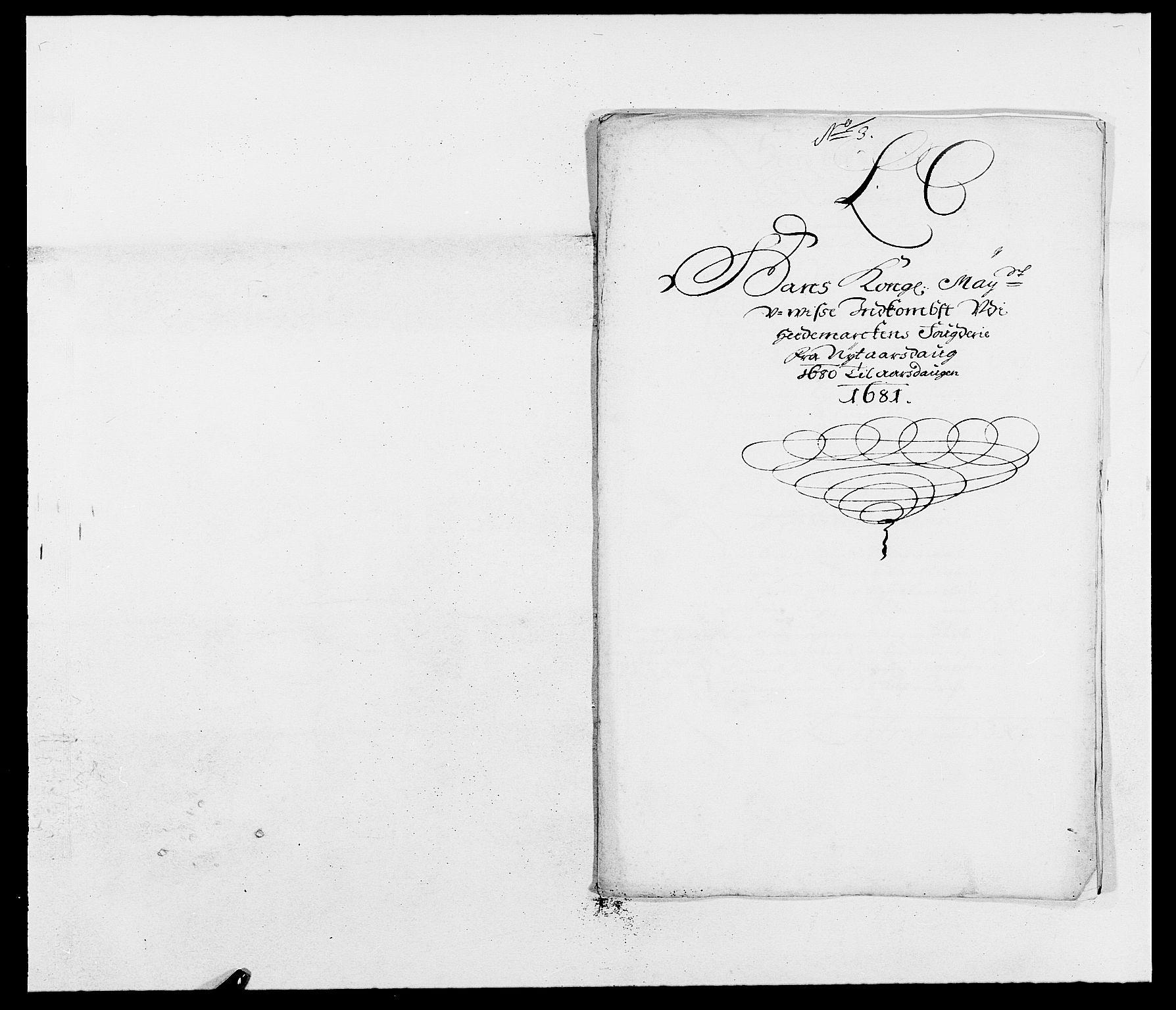 RA, Rentekammeret inntil 1814, Reviderte regnskaper, Fogderegnskap, R16/L1020: Fogderegnskap Hedmark, 1680, s. 2