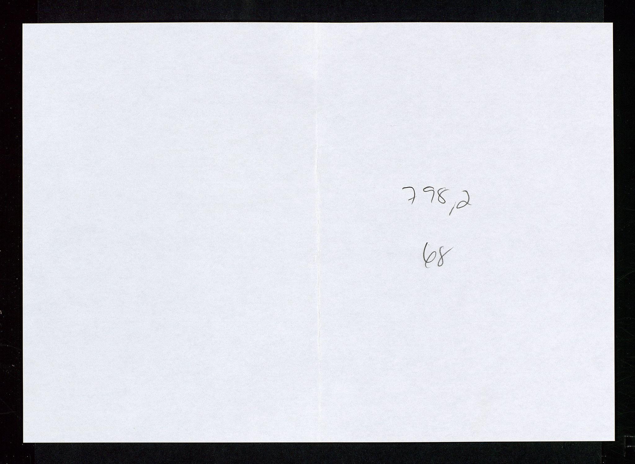 SAST, Industridepartementet, Oljekontoret, Da/L0012: Arkivnøkkel 798 Helikopter, luftfart, telekommunikasjon og skademeldinger/ulykker, 1966-1972, s. 206
