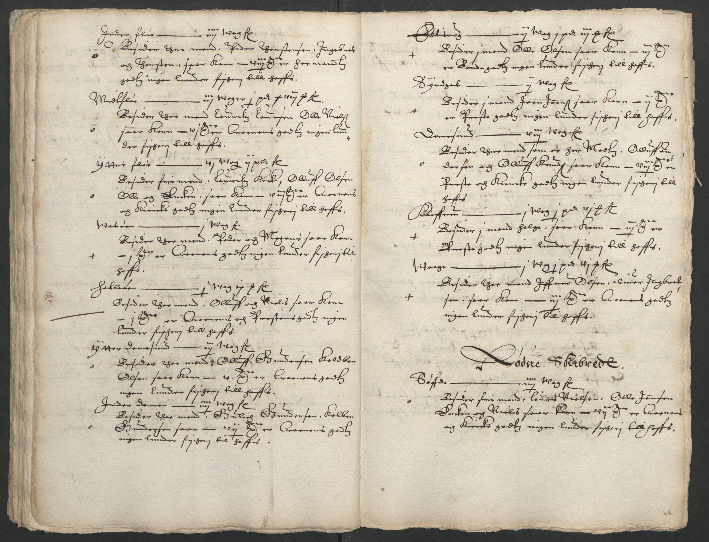 RA, Stattholderembetet 1572-1771, Ek/L0005: Jordebøker til utlikning av garnisonsskatt 1624-1626:, 1626, s. 209