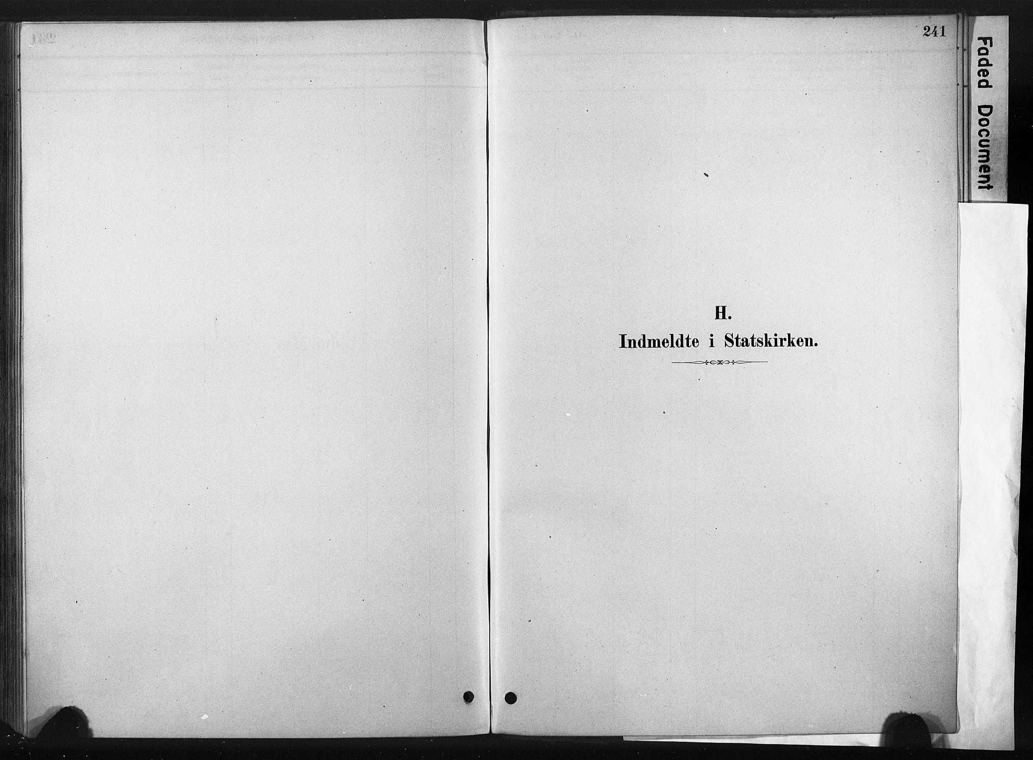 SAT, Ministerialprotokoller, klokkerbøker og fødselsregistre - Sør-Trøndelag, 667/L0795: Ministerialbok nr. 667A03, 1879-1907, s. 241