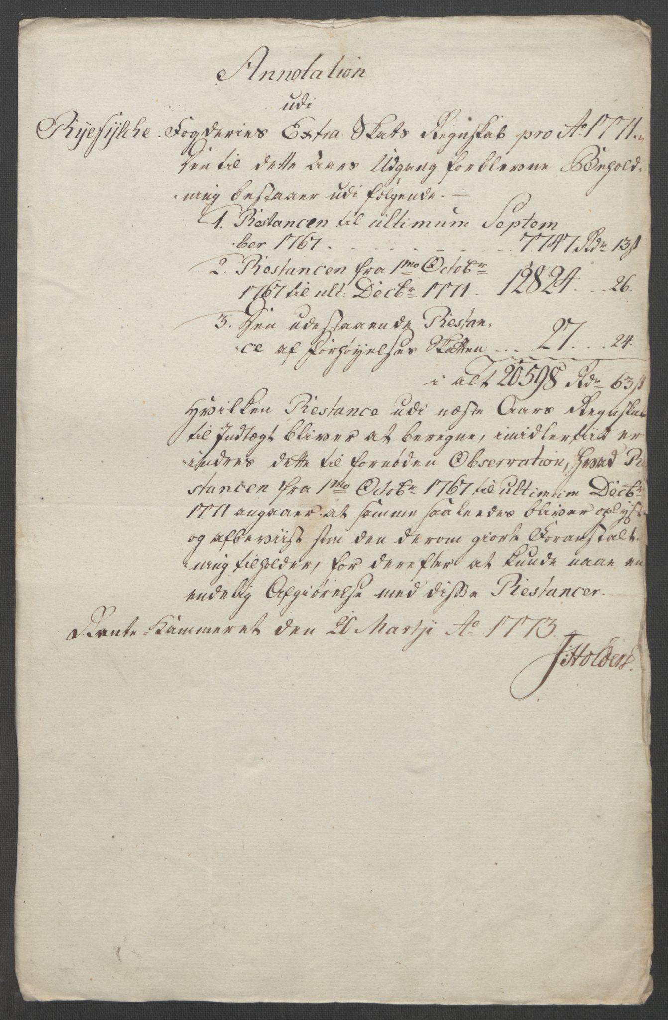 RA, Rentekammeret inntil 1814, Reviderte regnskaper, Fogderegnskap, R47/L2972: Ekstraskatten Ryfylke, 1762-1780, s. 304