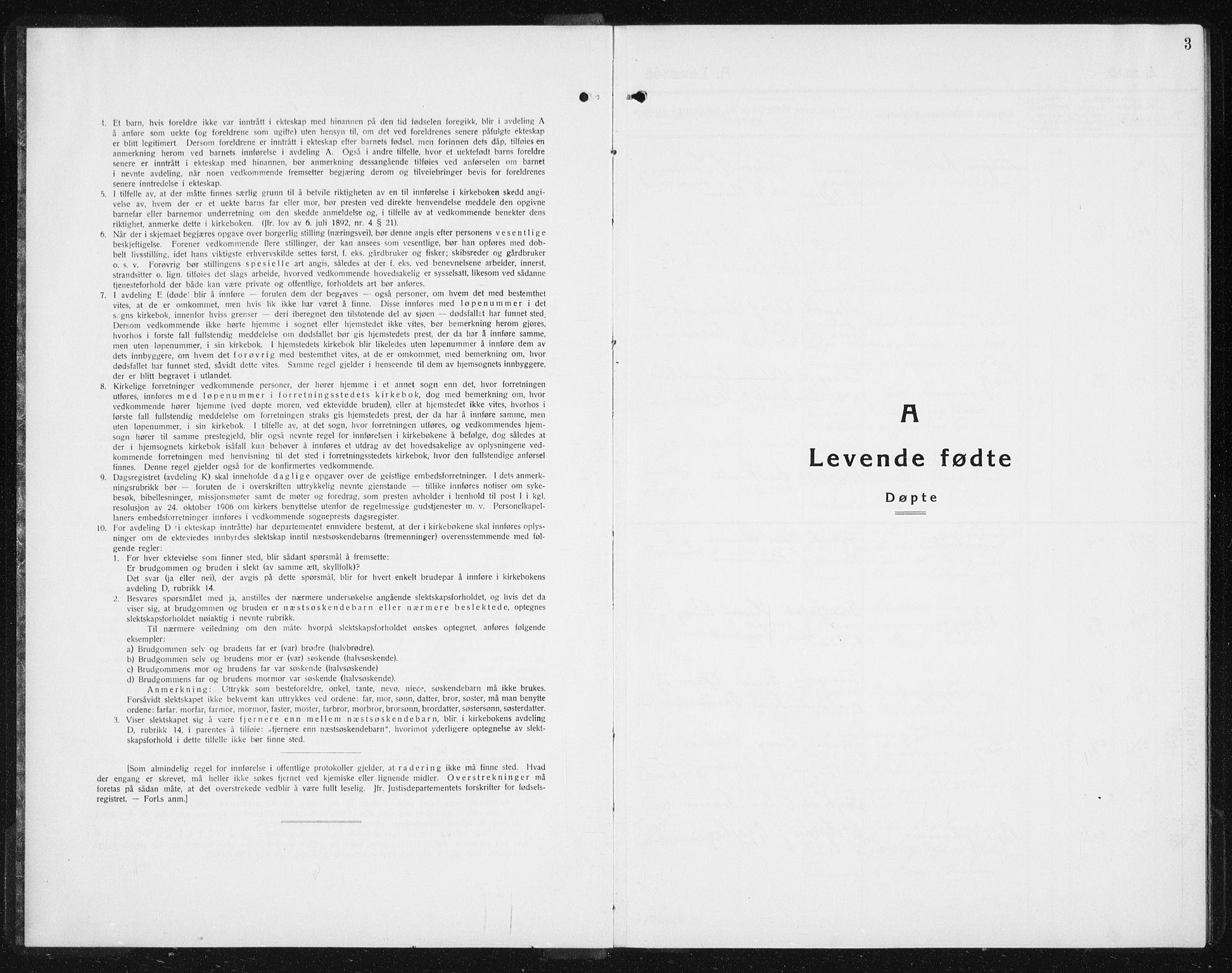 SAT, Ministerialprotokoller, klokkerbøker og fødselsregistre - Sør-Trøndelag, 617/L0432: Klokkerbok nr. 617C03, 1936-1942, s. 3