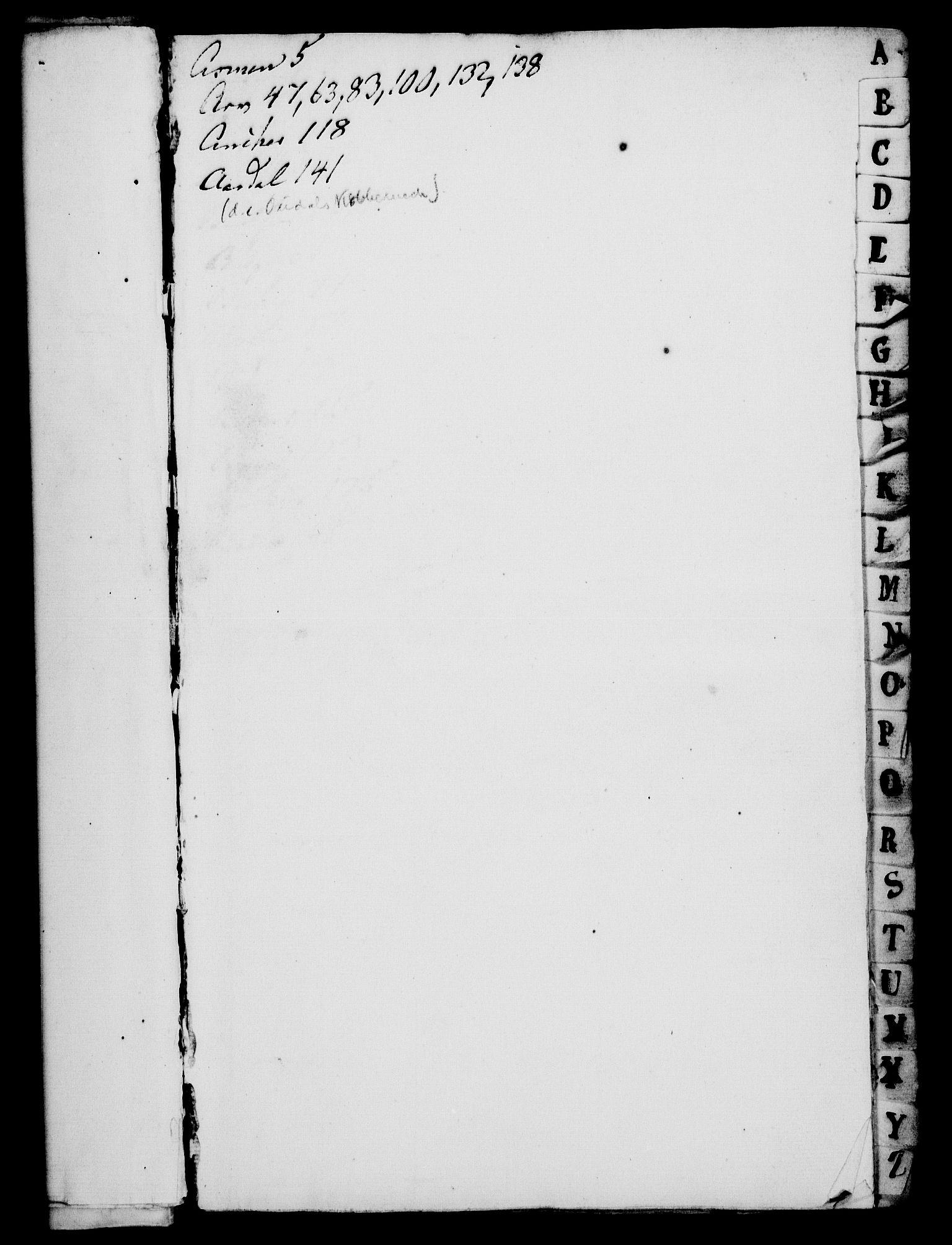 RA, Rentekammeret, Kammerkanselliet, G/Gf/Gfa/L0032: Norsk relasjons- og resolusjonsprotokoll (merket RK 52.32), 1750, s. 2