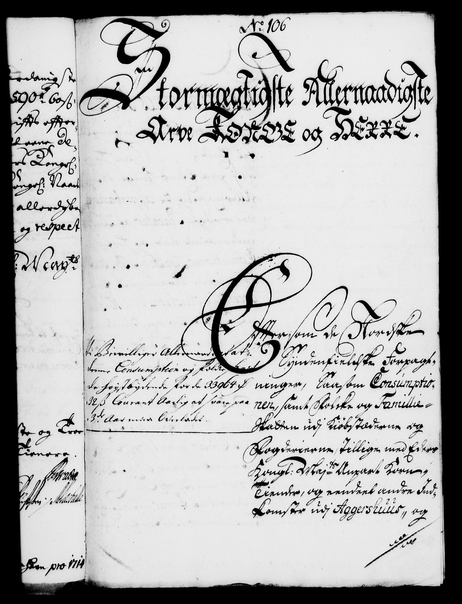 RA, Rentekammeret, Kammerkanselliet, G/Gf/Gfa/L0005: Norsk relasjons- og resolusjonsprotokoll (merket RK 52.5), 1722, s. 542