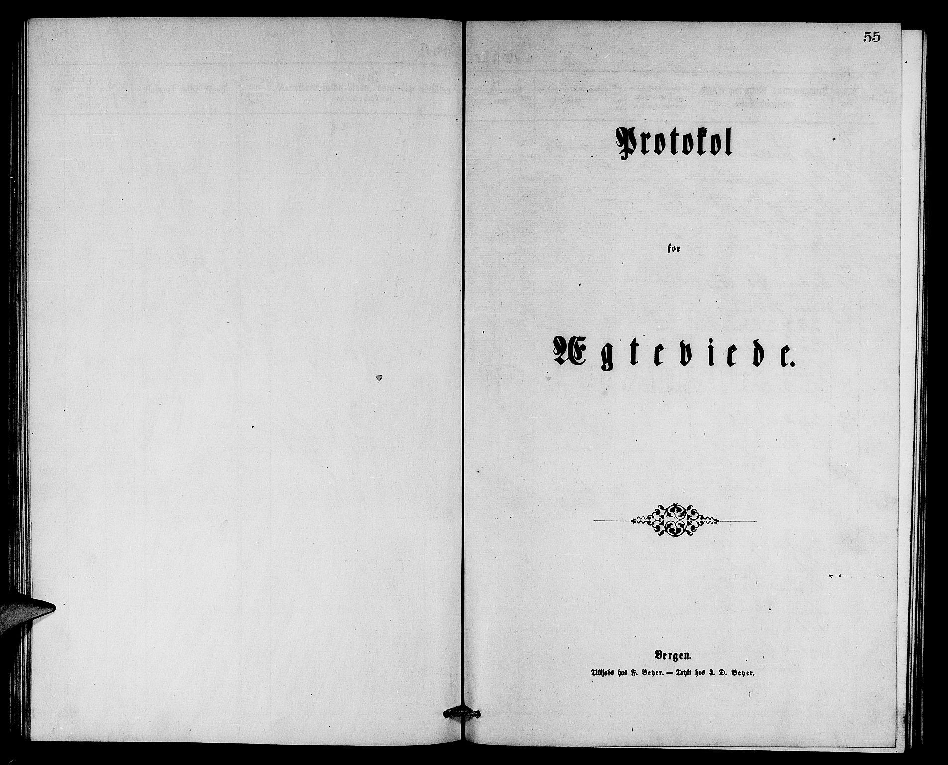 SAB, Eid Sokneprestembete, H/Hab: Klokkerbok nr. C 1, 1877-1886, s. 55