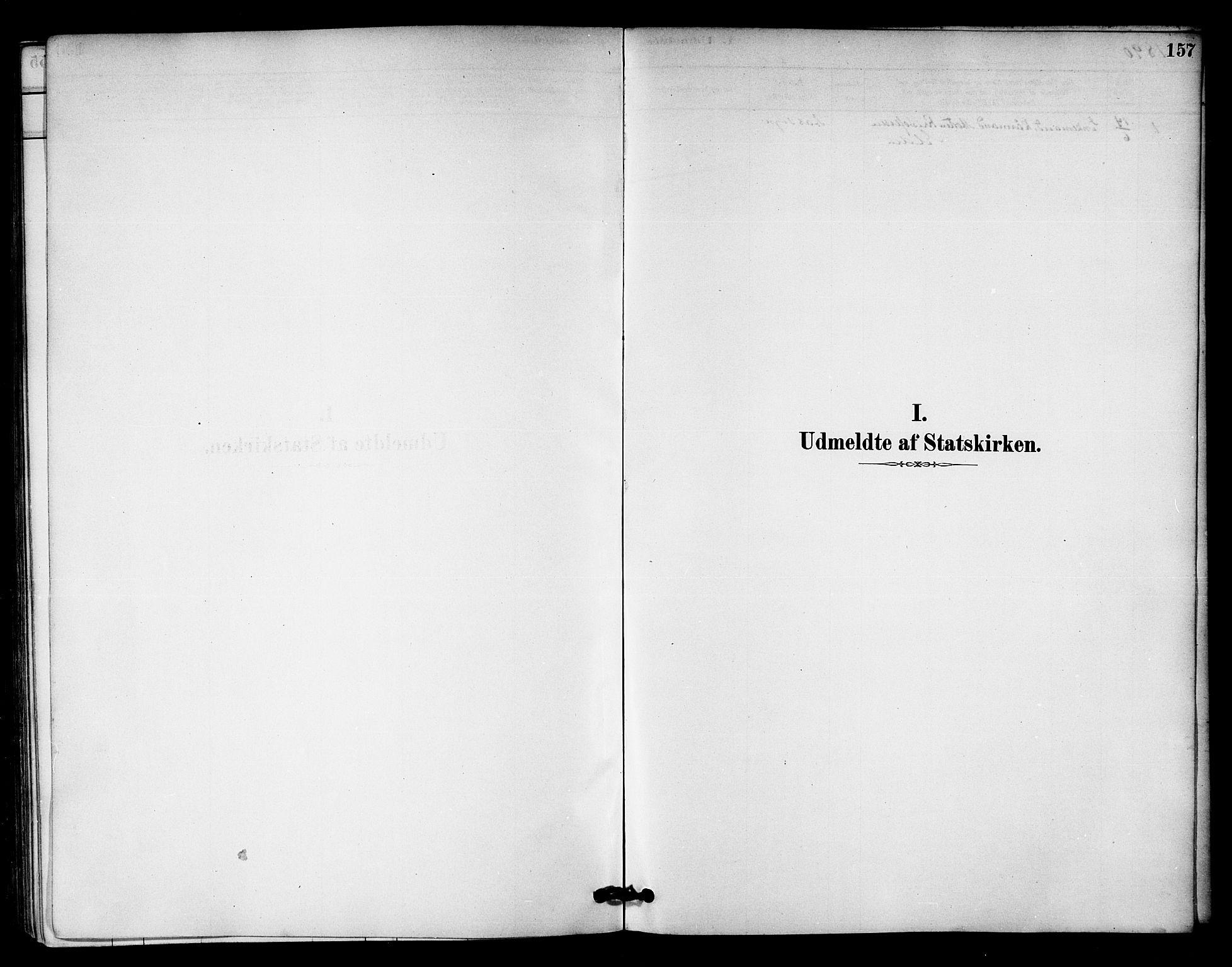 SAT, Ministerialprotokoller, klokkerbøker og fødselsregistre - Nord-Trøndelag, 742/L0408: Ministerialbok nr. 742A01, 1878-1890, s. 157