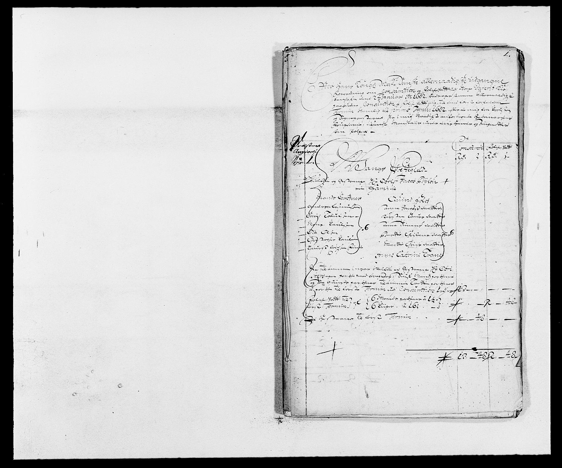 RA, Rentekammeret inntil 1814, Reviderte regnskaper, Fogderegnskap, R16/L1023: Fogderegnskap Hedmark, 1682, s. 148