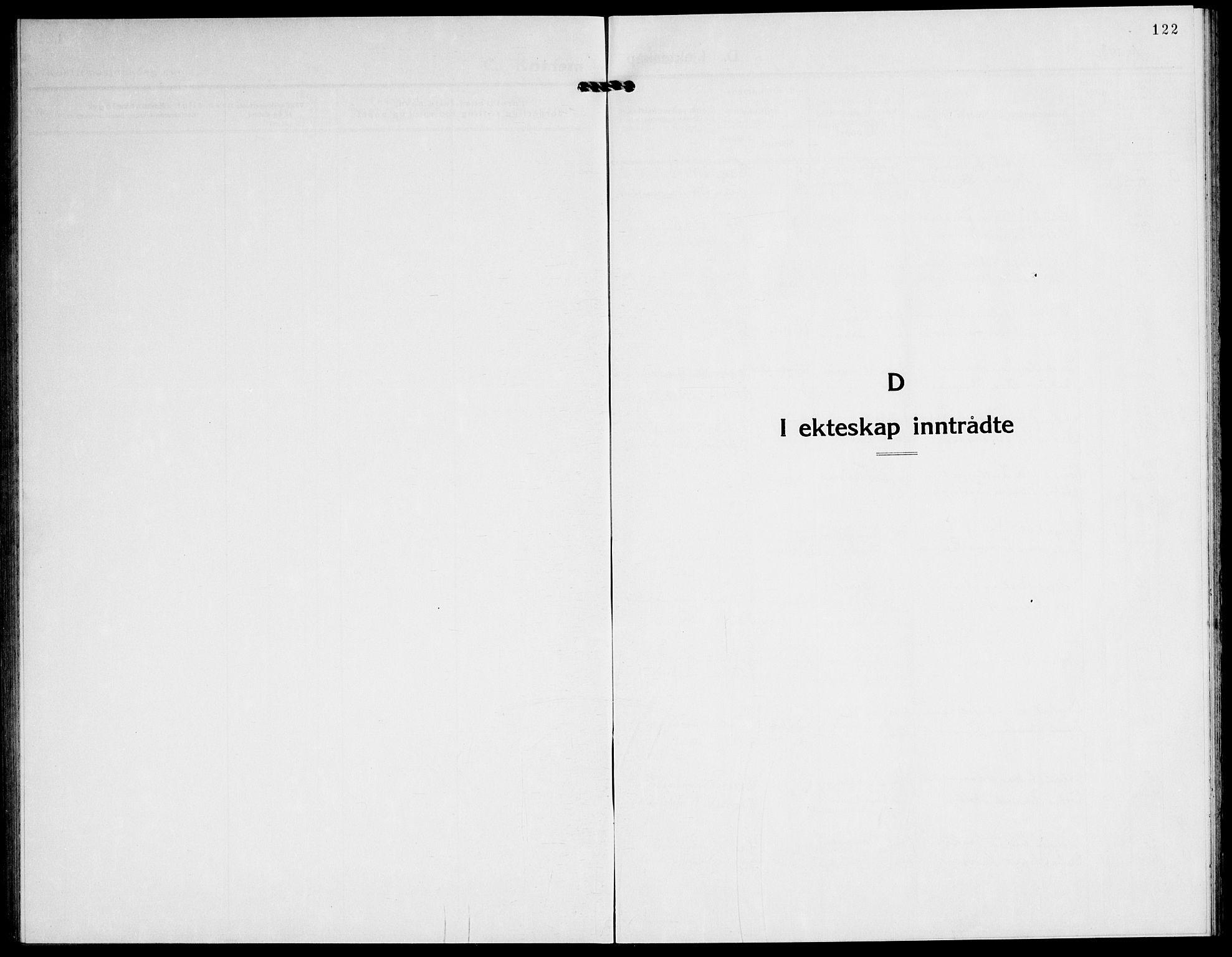 SATØ, Tranøy sokneprestkontor, I/Ia/Iab/L0016klokker: Klokkerbok nr. 16, 1930-1945, s. 122