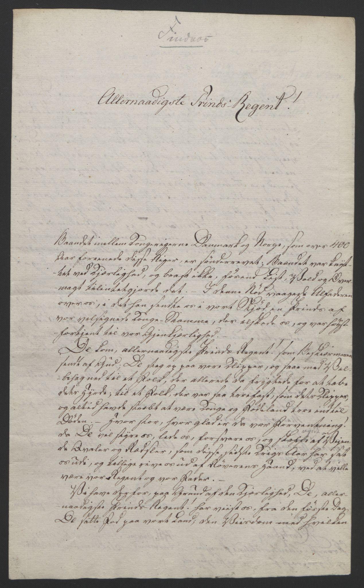 RA, Statsrådssekretariatet, D/Db/L0008: Fullmakter for Eidsvollsrepresentantene i 1814. , 1814, s. 273
