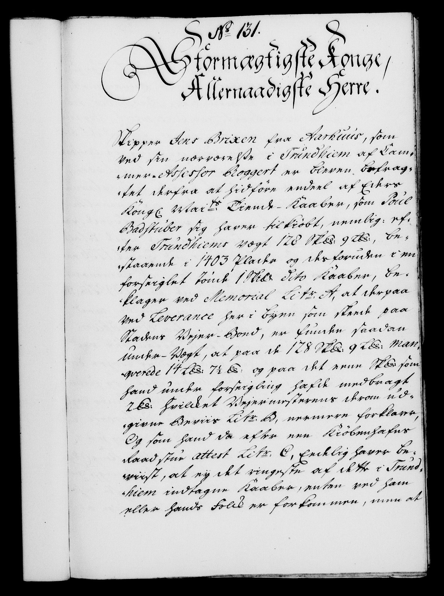 RA, Rentekammeret, Kammerkanselliet, G/Gf/Gfa/L0022: Norsk relasjons- og resolusjonsprotokoll (merket RK 52.22), 1739, s. 875