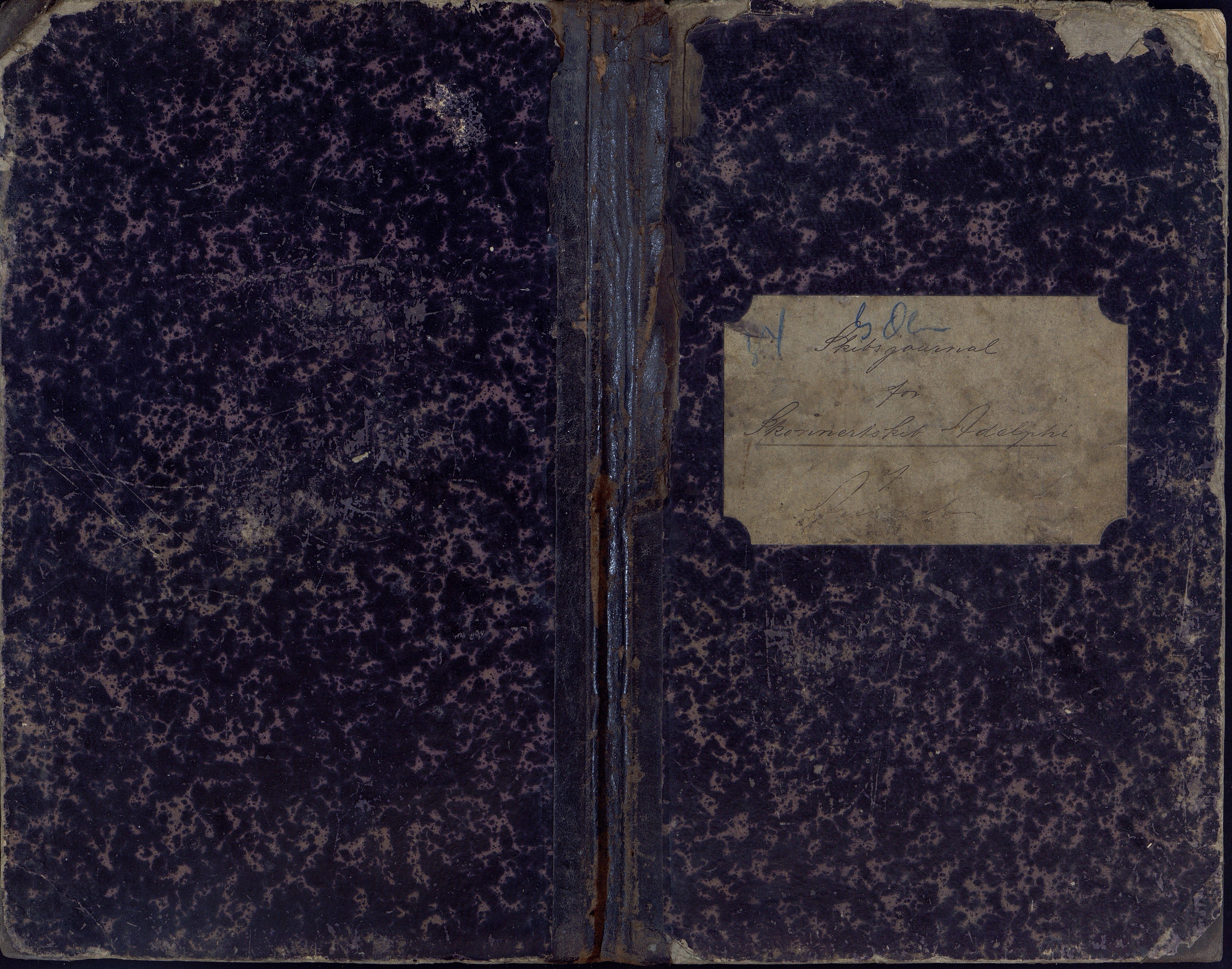 AAKS, Fartøysarkivet, F/L0002: Flere fartøy (se mappenivå), 1888-1891