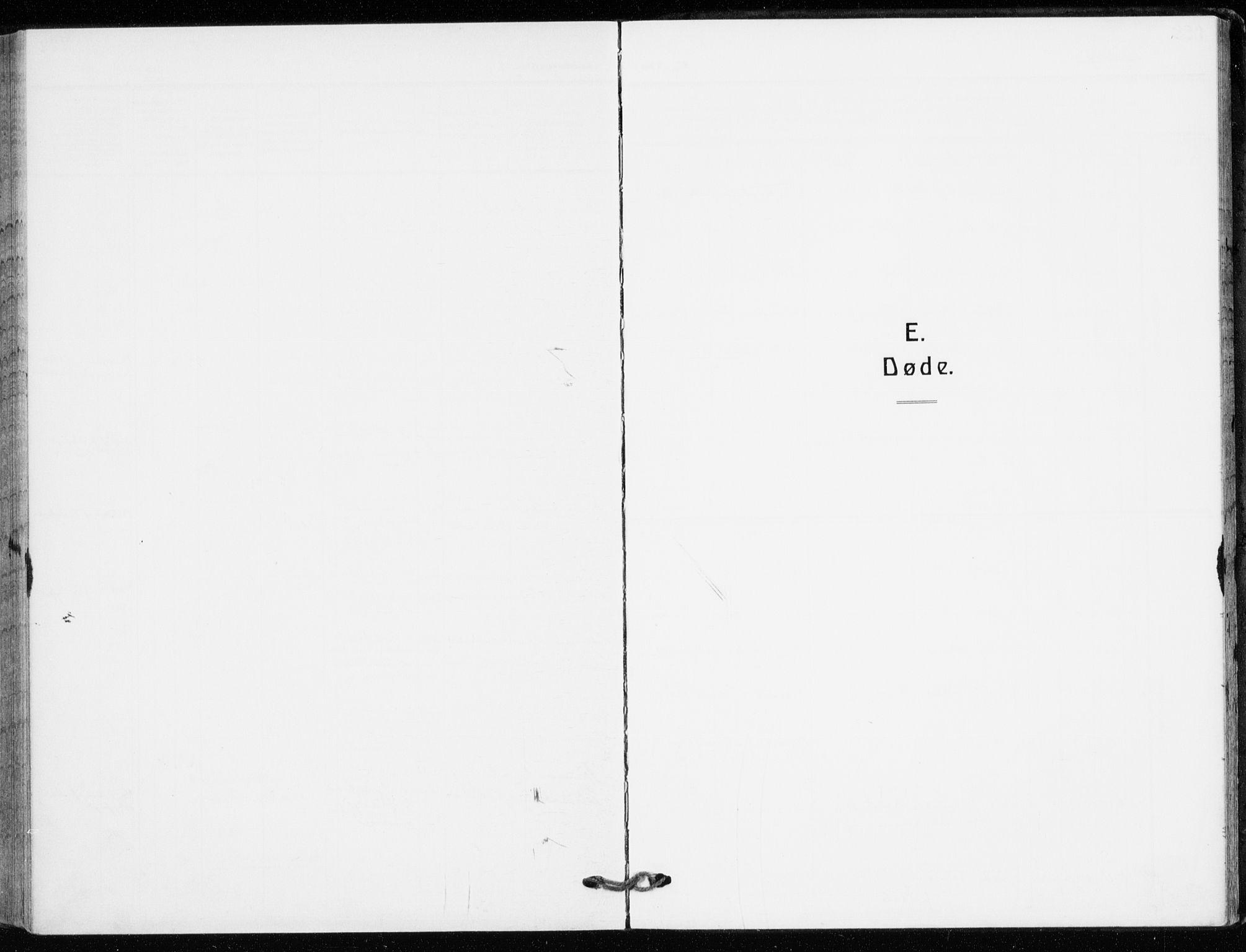 SAO, Kampen prestekontor Kirkebøker, F/Fa/L0013: Ministerialbok nr. I 13, 1917-1922